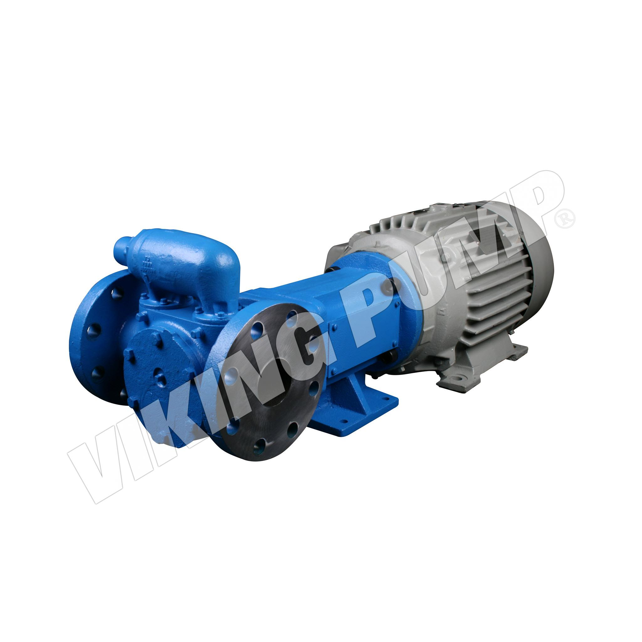 Model AK493, Mechanical Seal, Relief Valve, M Drive Pump Unit