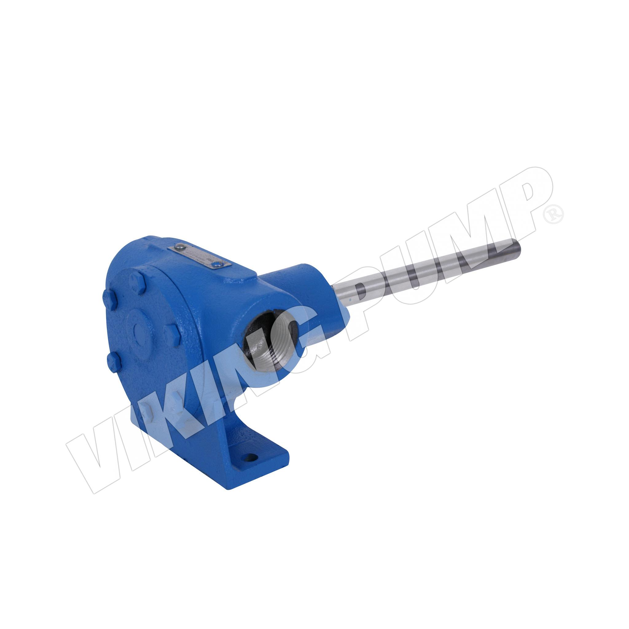 Model G432-X, Foot Mounted, Mechanical Seal, less Relief Valve Pump