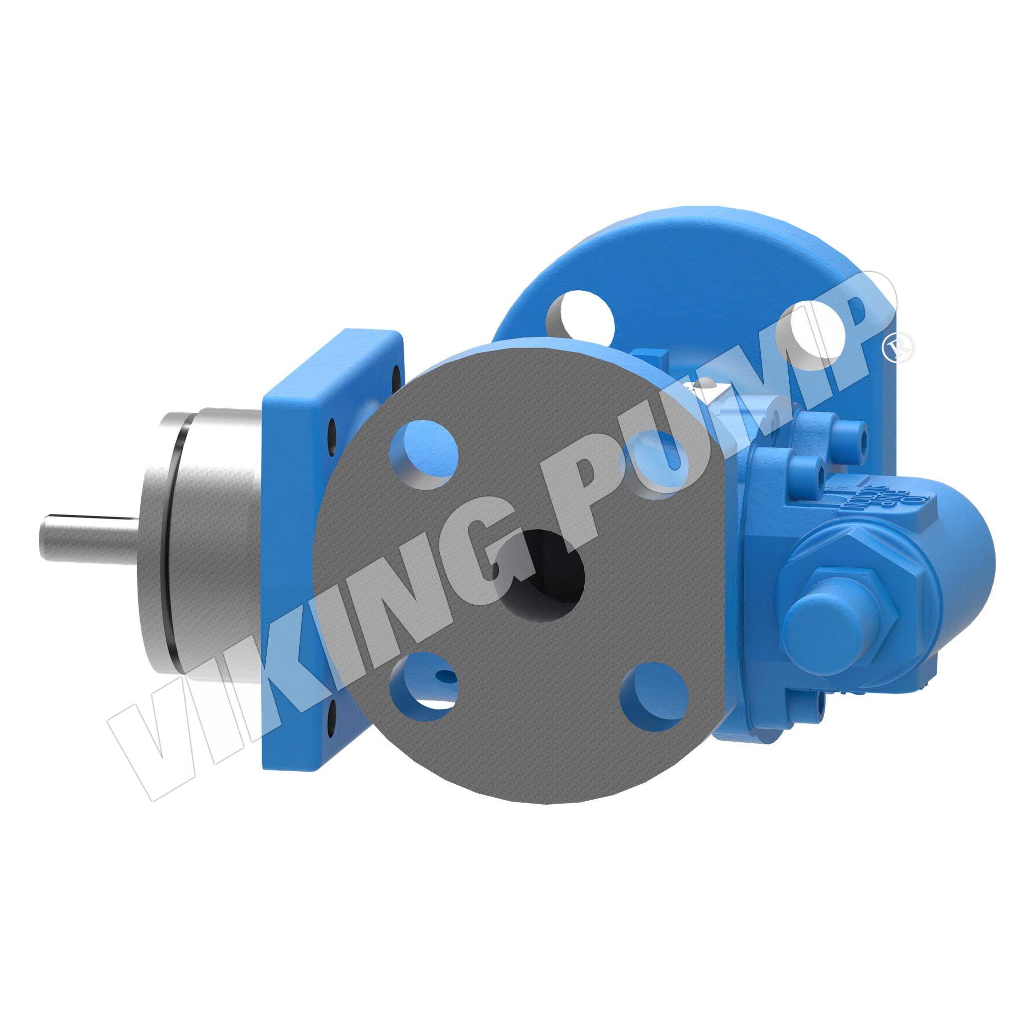 Model GG493, Unmounted, Mechanical Seal, Relief Valve Pump
