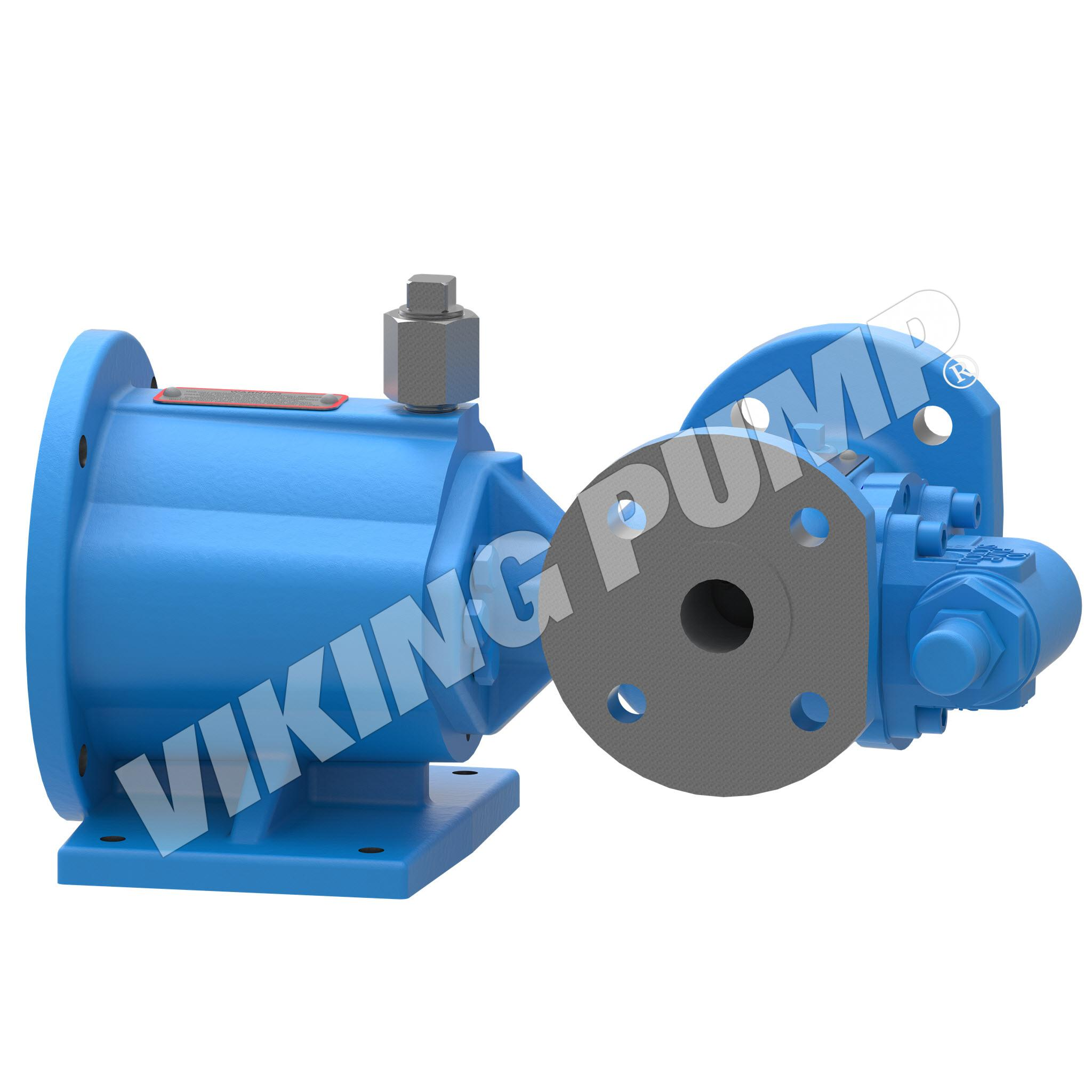 Model GG893, Footed Coupling, Motor Mount, Mag Drive, Relief Valve Pump