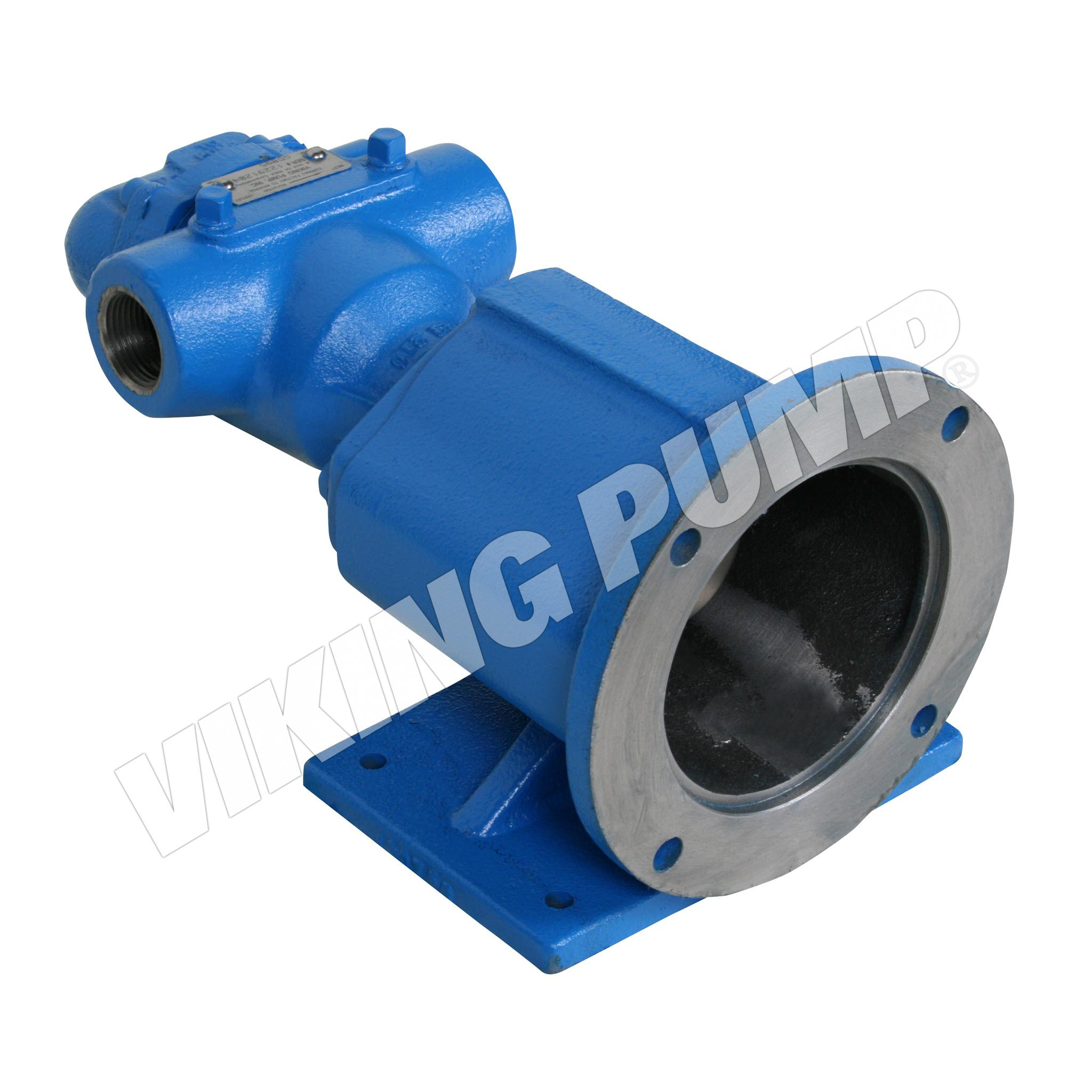 Model GG895, Foot Mounted Pump for Mag Drive, less Magnetic Coupling