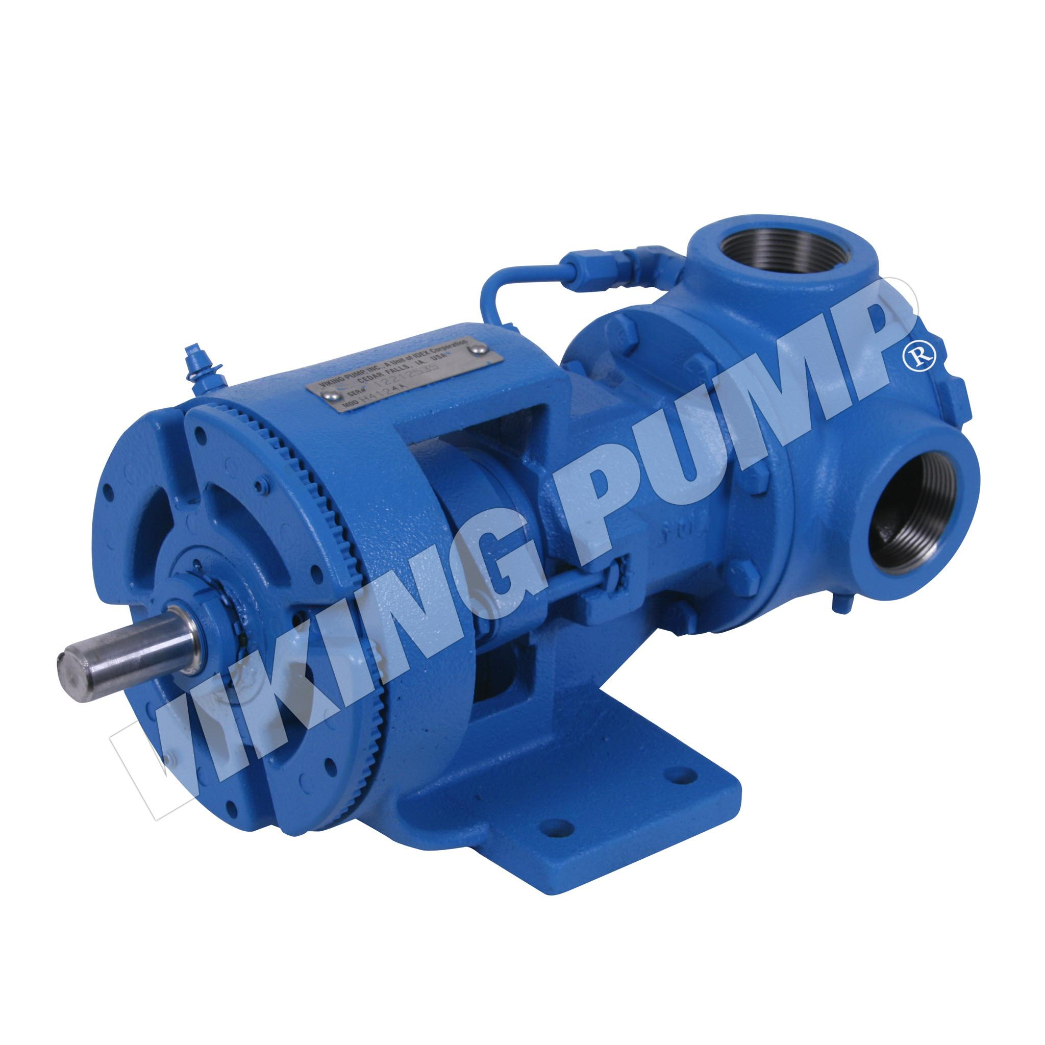 Model H4126A, Foot Mounted, Mechanical Seal, less Relief Valve Pump
