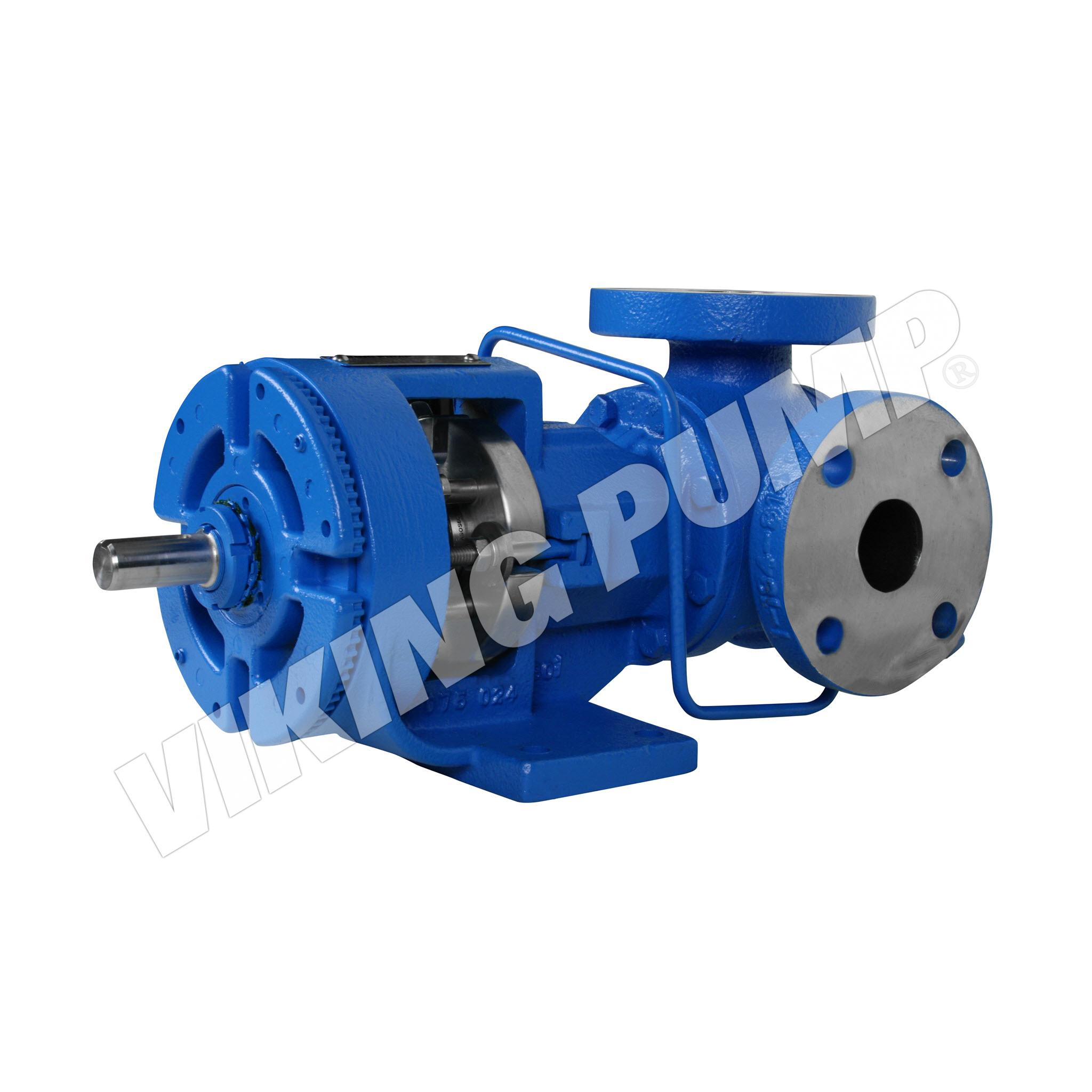 Model H4127A, Foot Mounted, Cartridge Seal, Relief Valve Pump