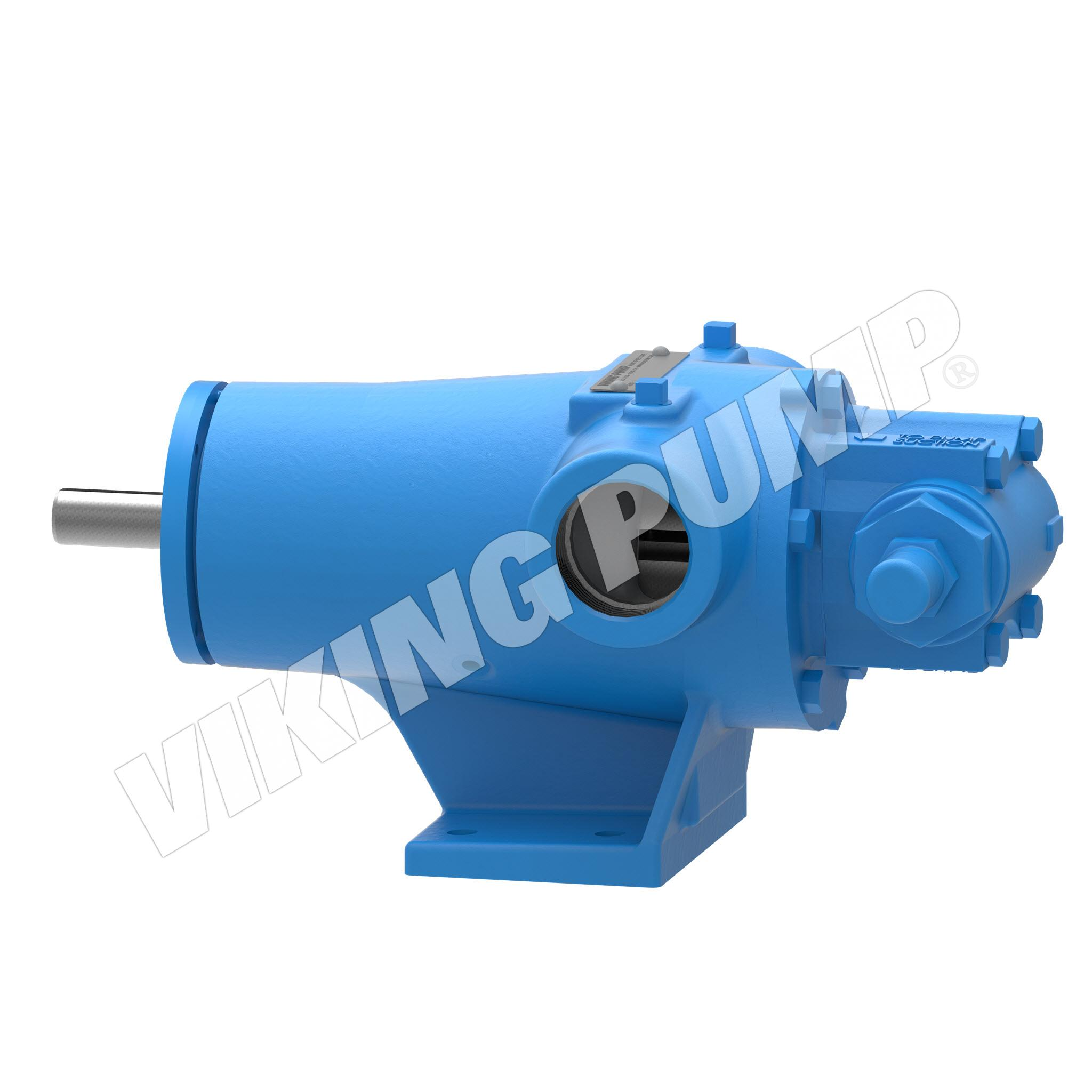 Model HL4195, Foot-Mounted, Mechanical Seal, Relief Valve Pump