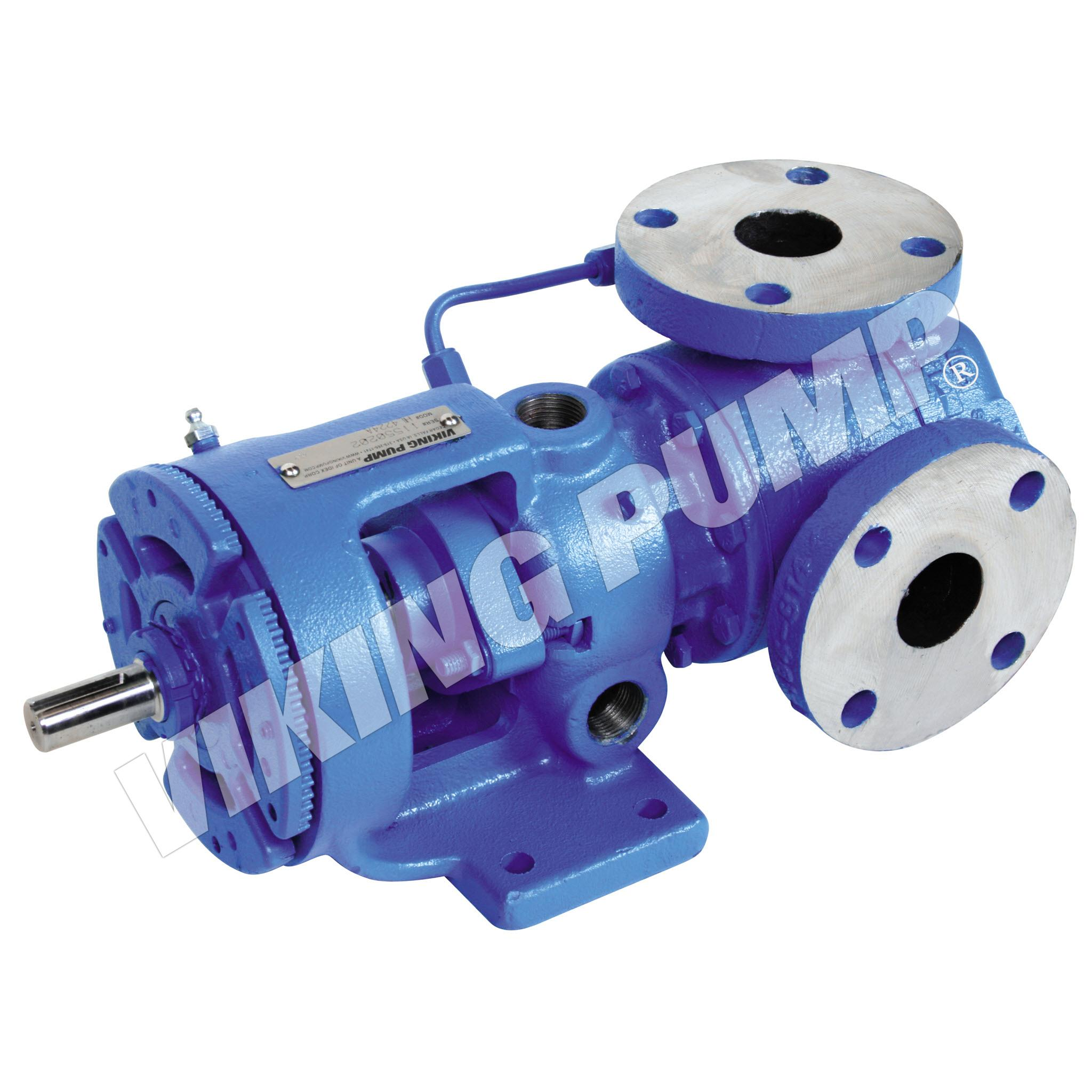 Model HL4224A, Foot Mounted, Mechanical Seal, Relief Valve, Flange Port Pump