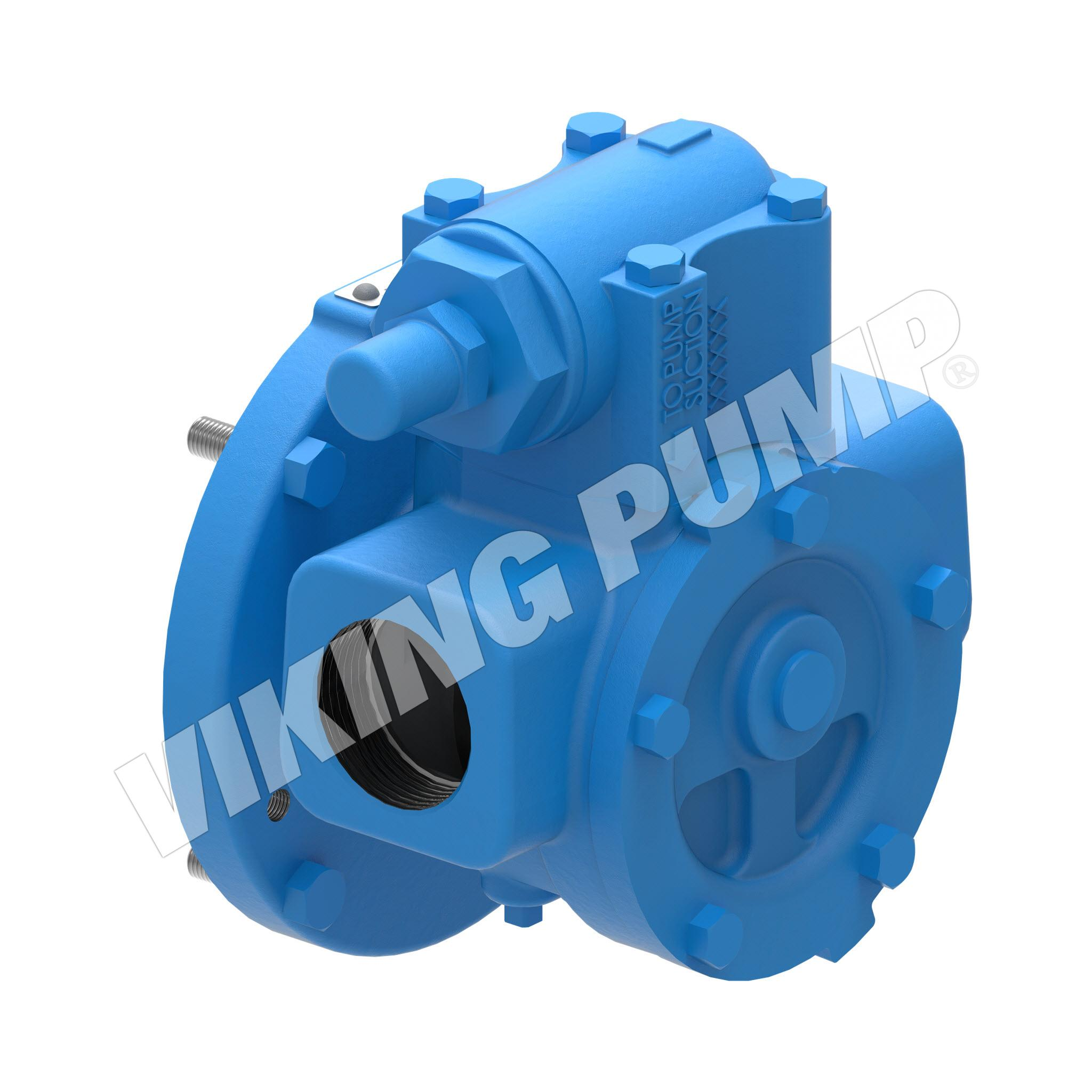 Model HL75, Close-Coupled, Lip Seal, Relief Valve Pump