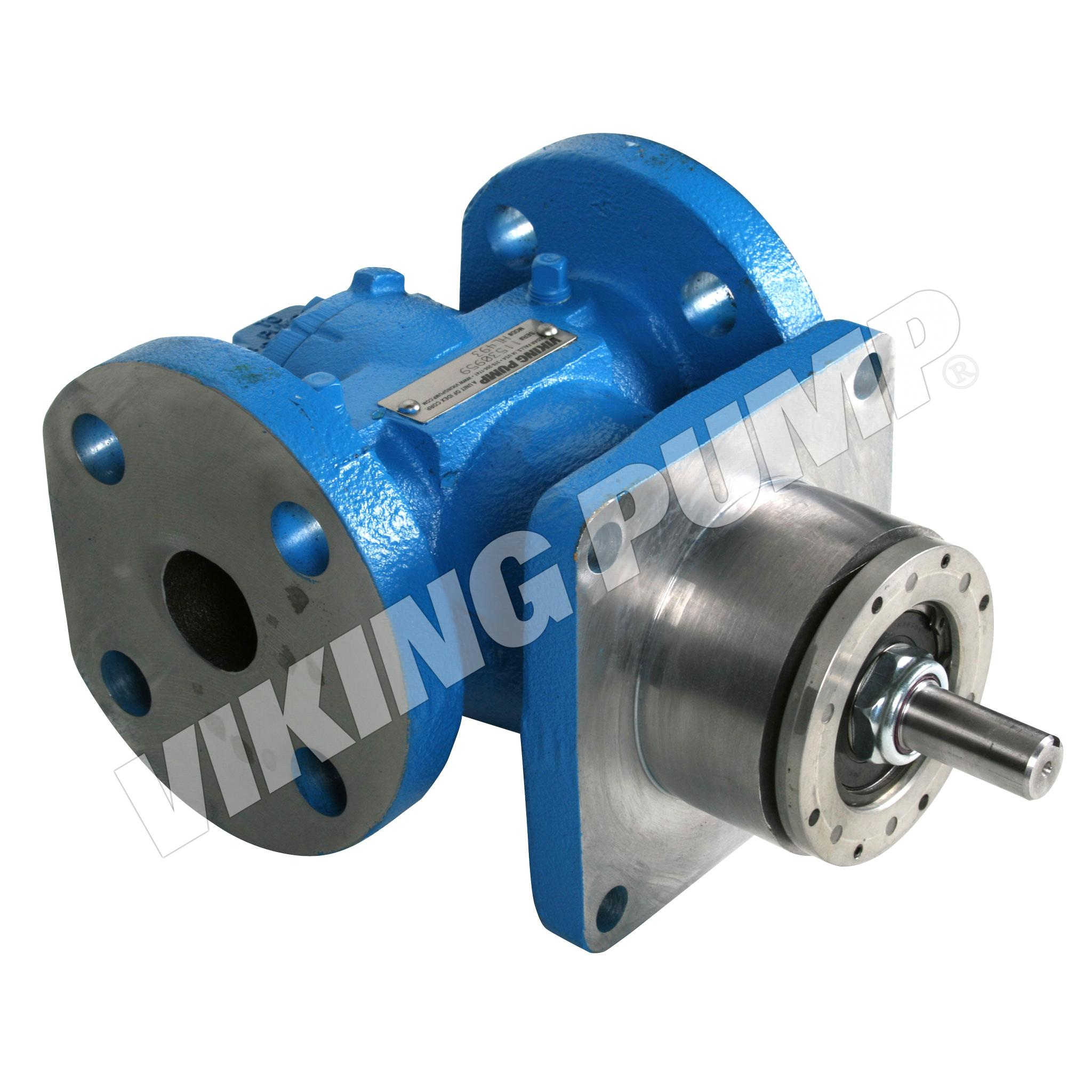 Model HL493, Unmounted, Mechanical Seal, Relief Valve Pump