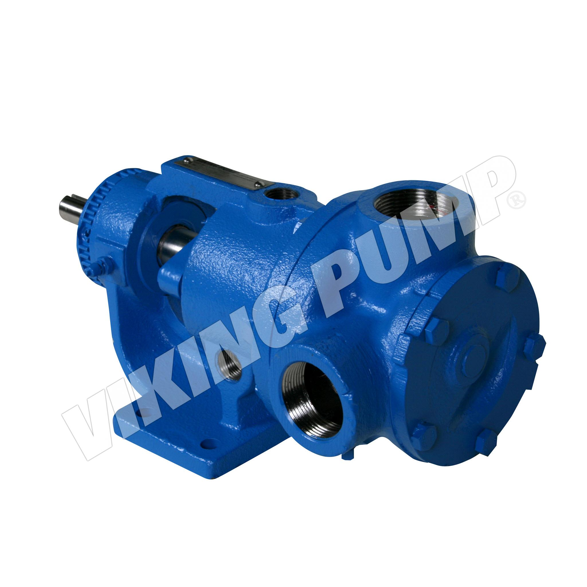 Model HL724, Foot Mounted, Packed Gland, less Relief Valve Pump