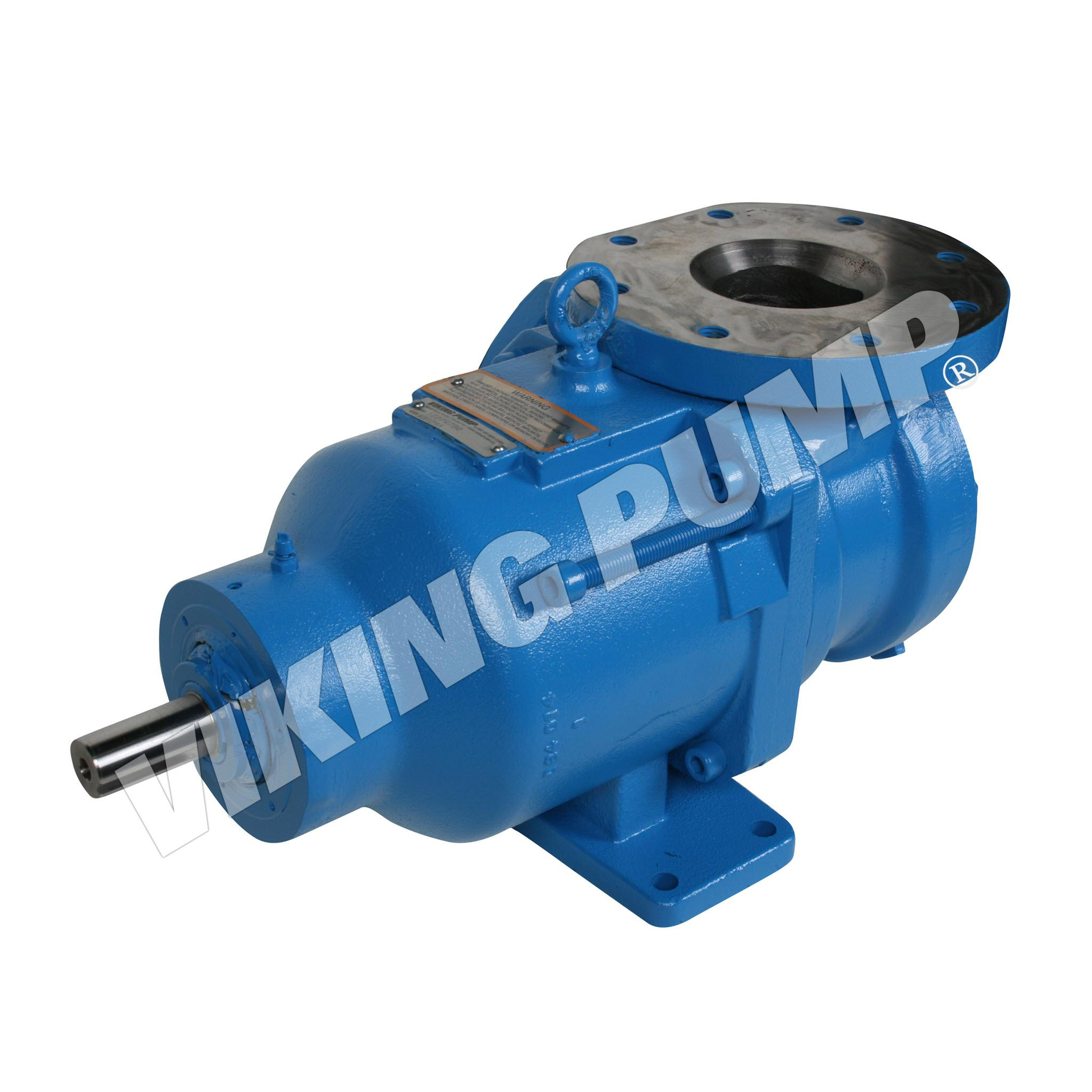 Model K8124A, Foot Mounted, Mag Drive, Left Hand, Less Relief Valve Pump