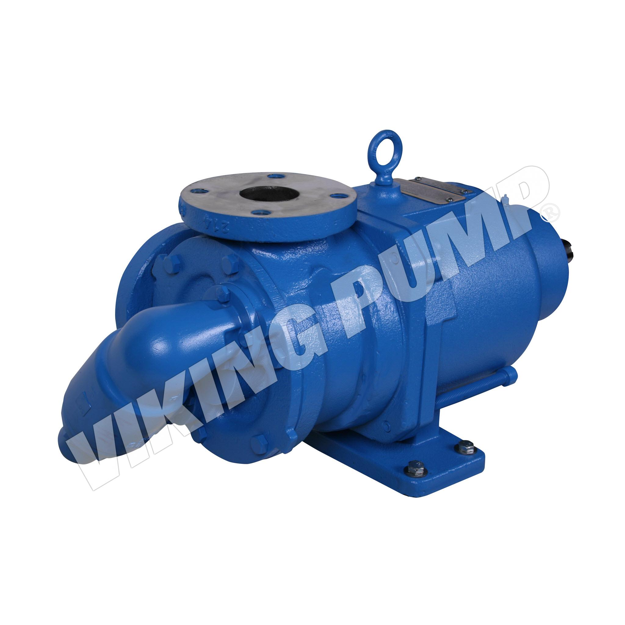 Model K8127A, Foot Mounted, Mag Drive, Relief Valve Pump