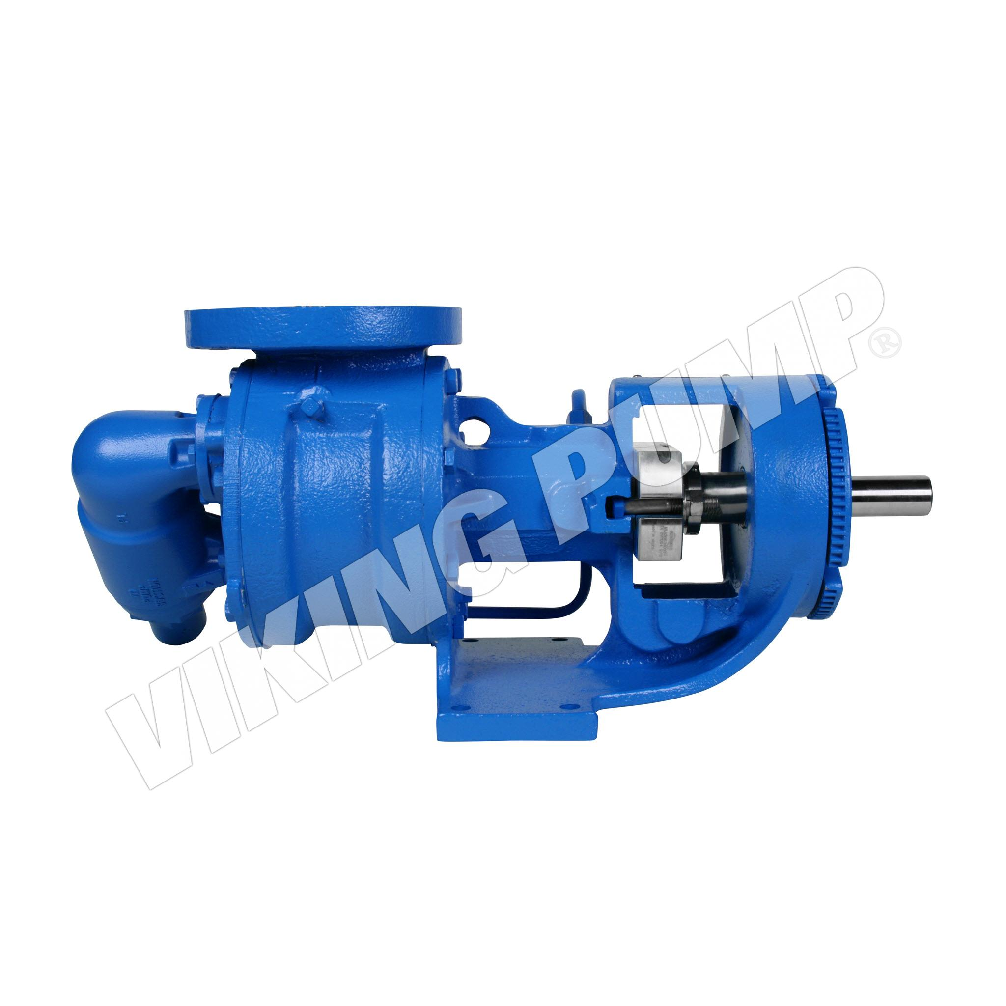 Model KK4127A, Foot Mounted, Cartridge Seal, Relief Valve Pump