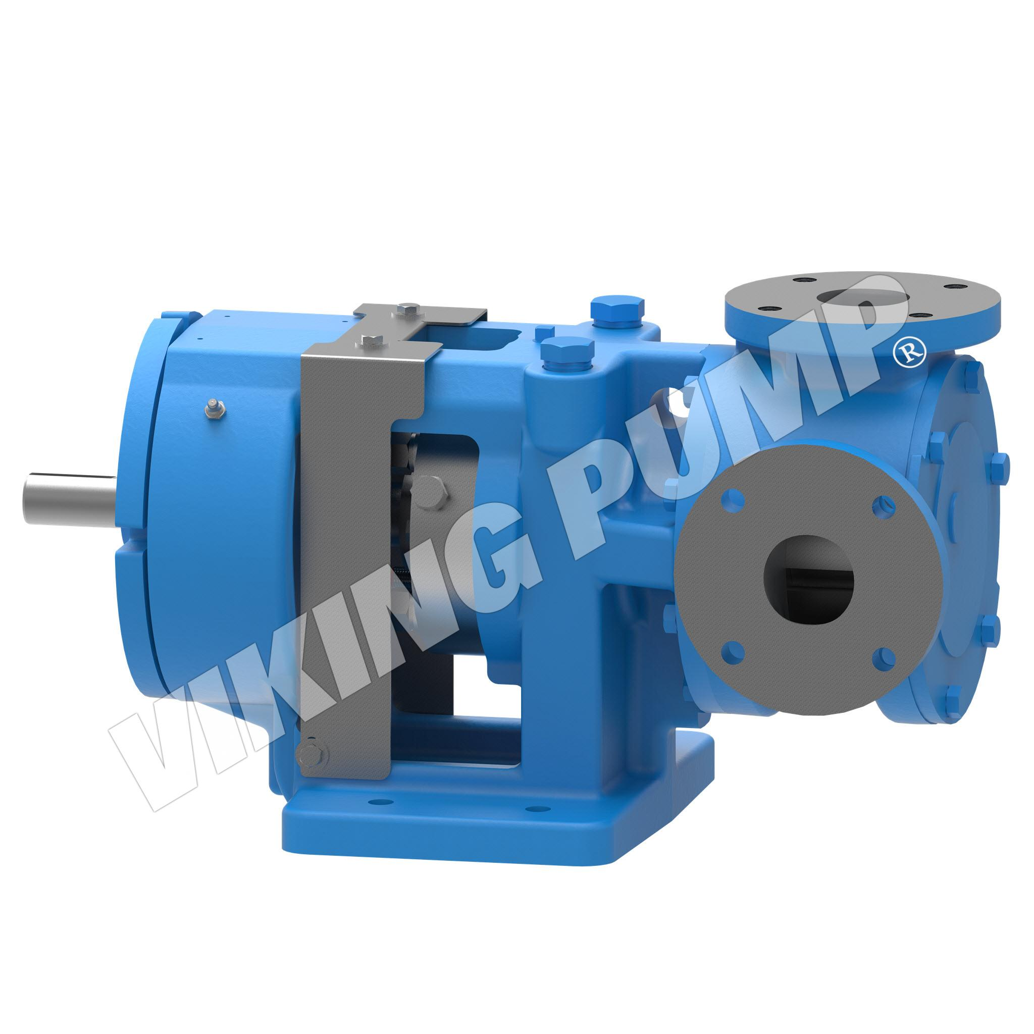 Model KK4223AA, Foot-Mounted, API 682 Seal Pump