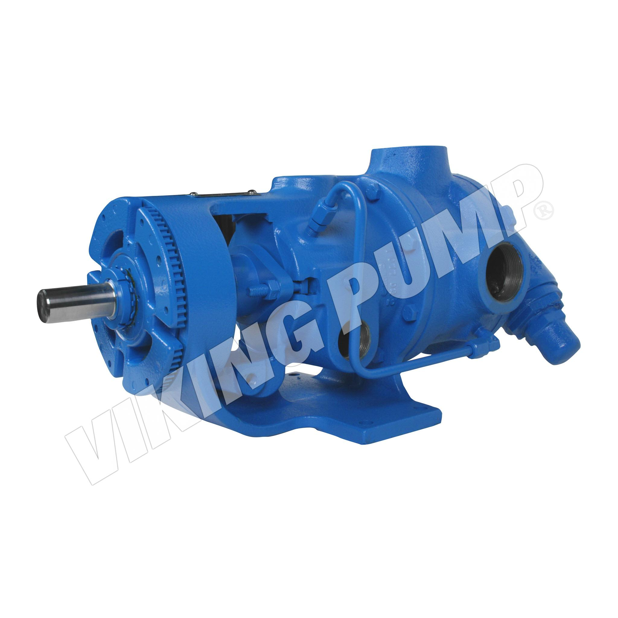 Model KK4226A, Foot Mounted, Mechanical Seal, Relief Valve Pump