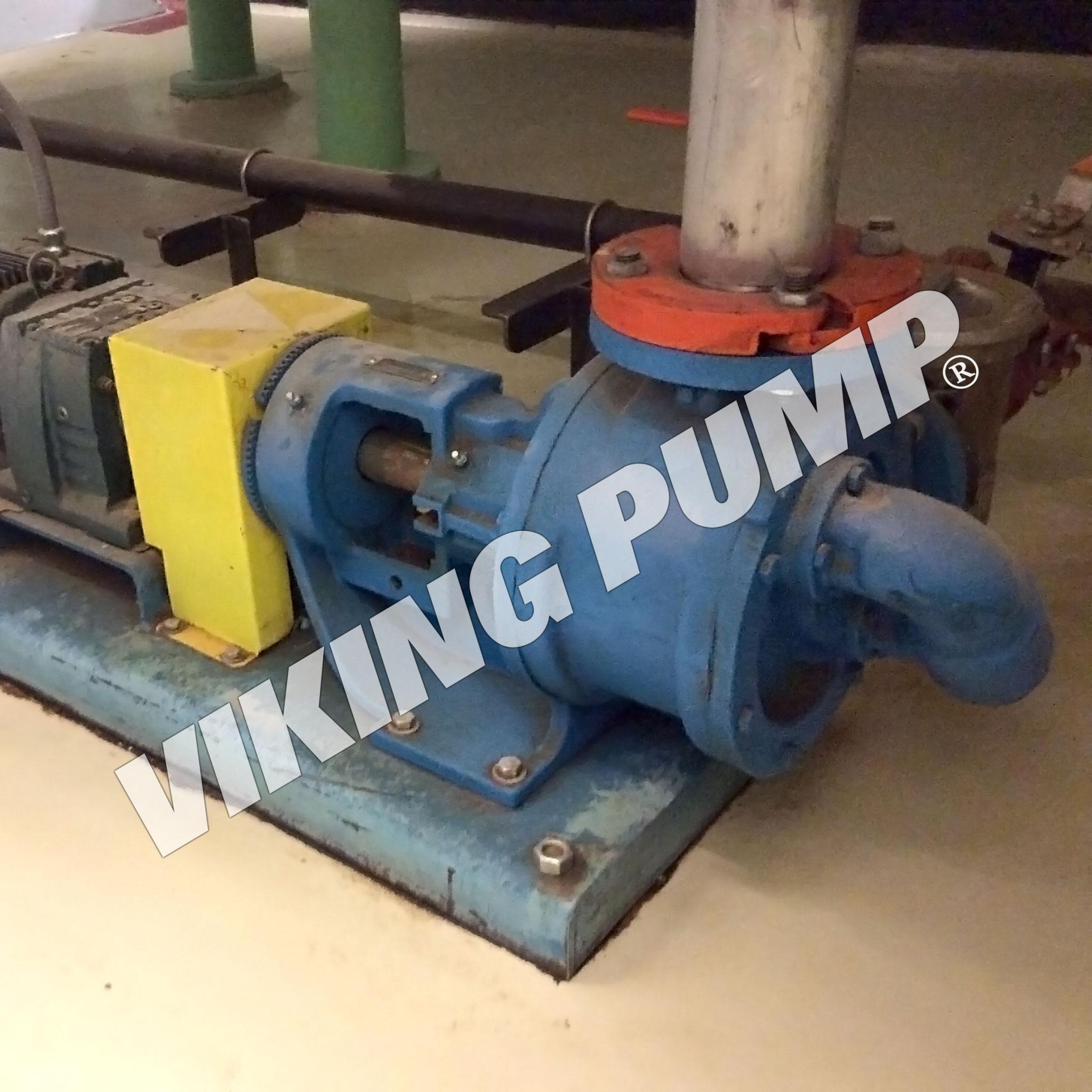 Model LL4124B, Pumping Coconut Oil