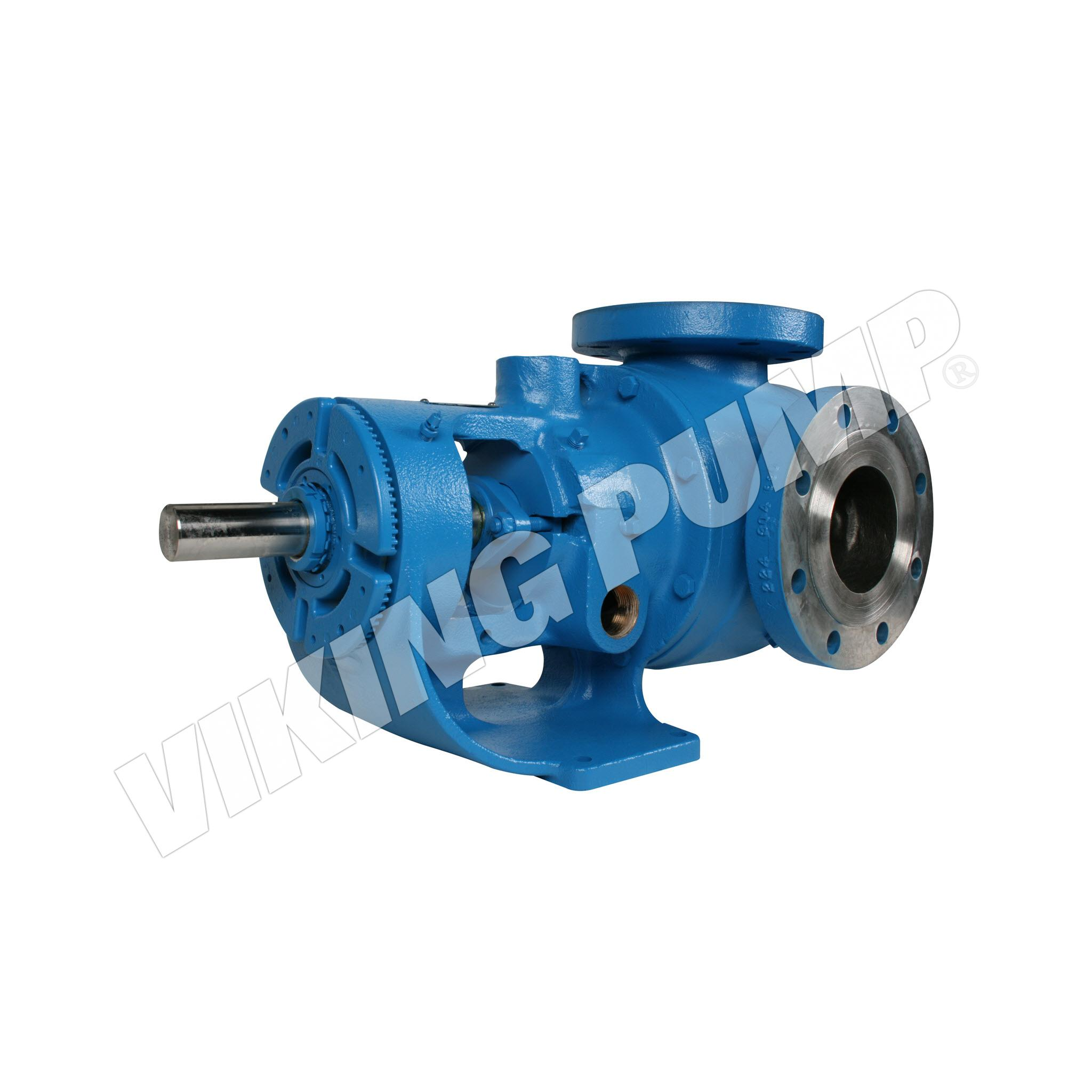 Model LS227A, Foot Mounted, Packed Gland, less Relief Valve Pump