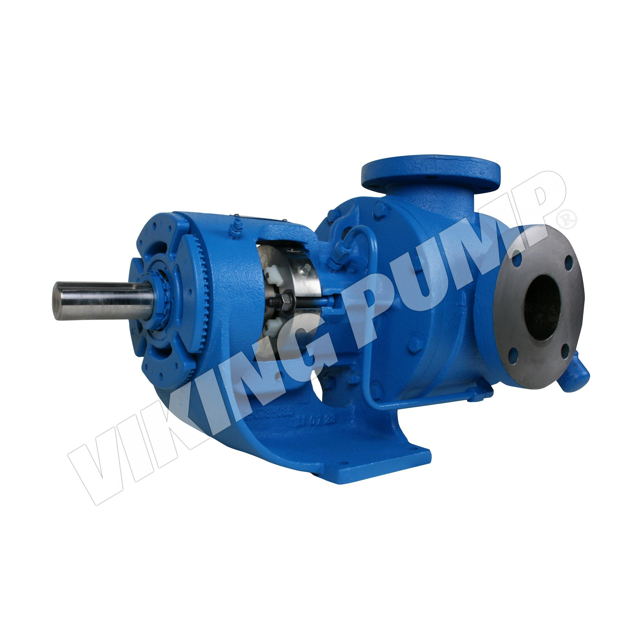 Model LS4124A, Foot Mounted, Cartridge Seal, Relief Valve Pump