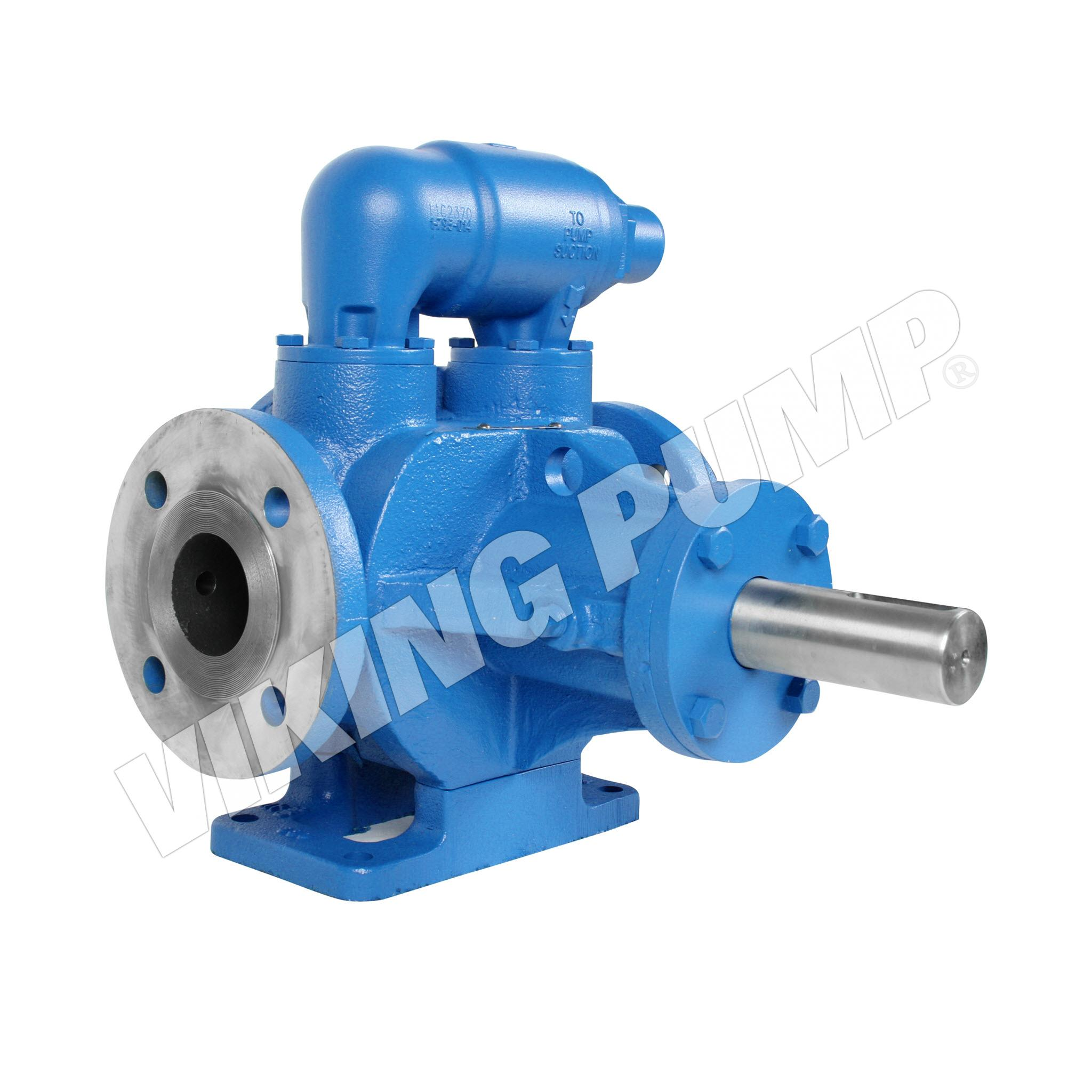 Model LVP41087, Foot Mounted, Mechanical Seal, Relief Valve Pump