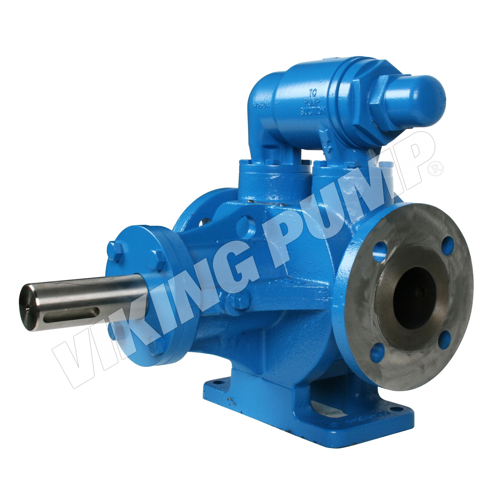 Model LVP41057, Foot Mounted, Mechanical Seal, Relief Valve Pump