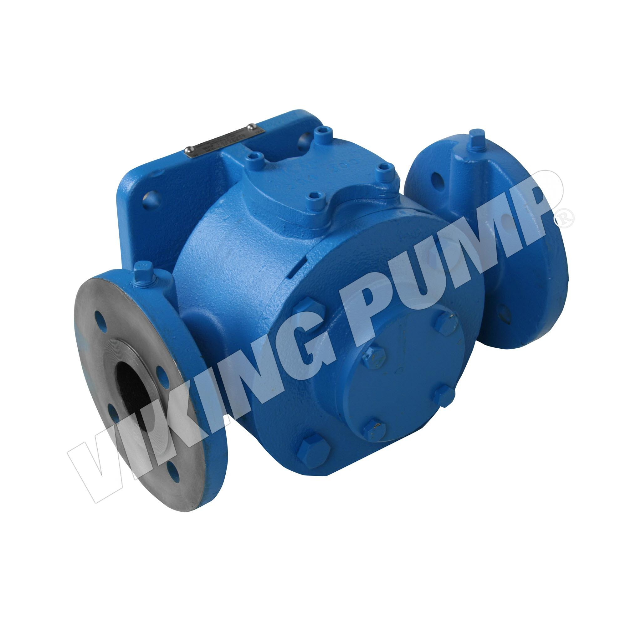 Model LVP40017, Flange Mounted, Mechanical Seal, less Relief Valve Pump