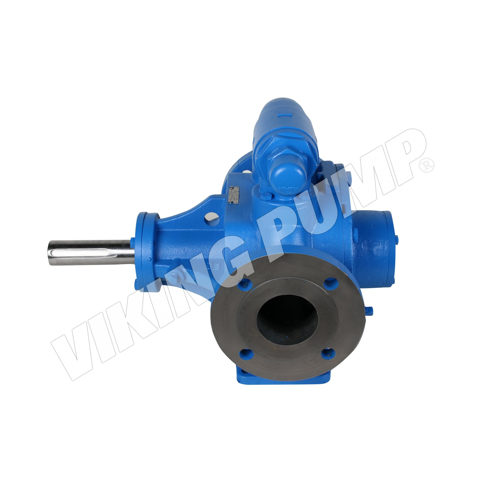 Model LVP41197, Foot Mounted, Mechanical Seal, Relief Valve Pump