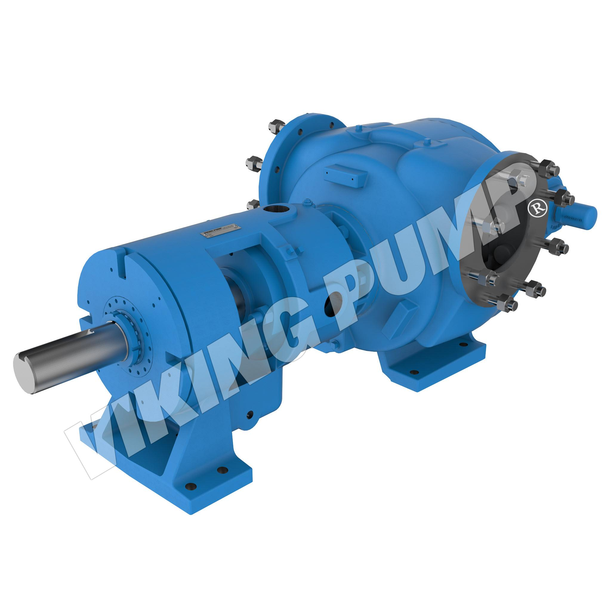 Model N1324A, O-Pro™ Barrier Seal, Relief Valve Pump