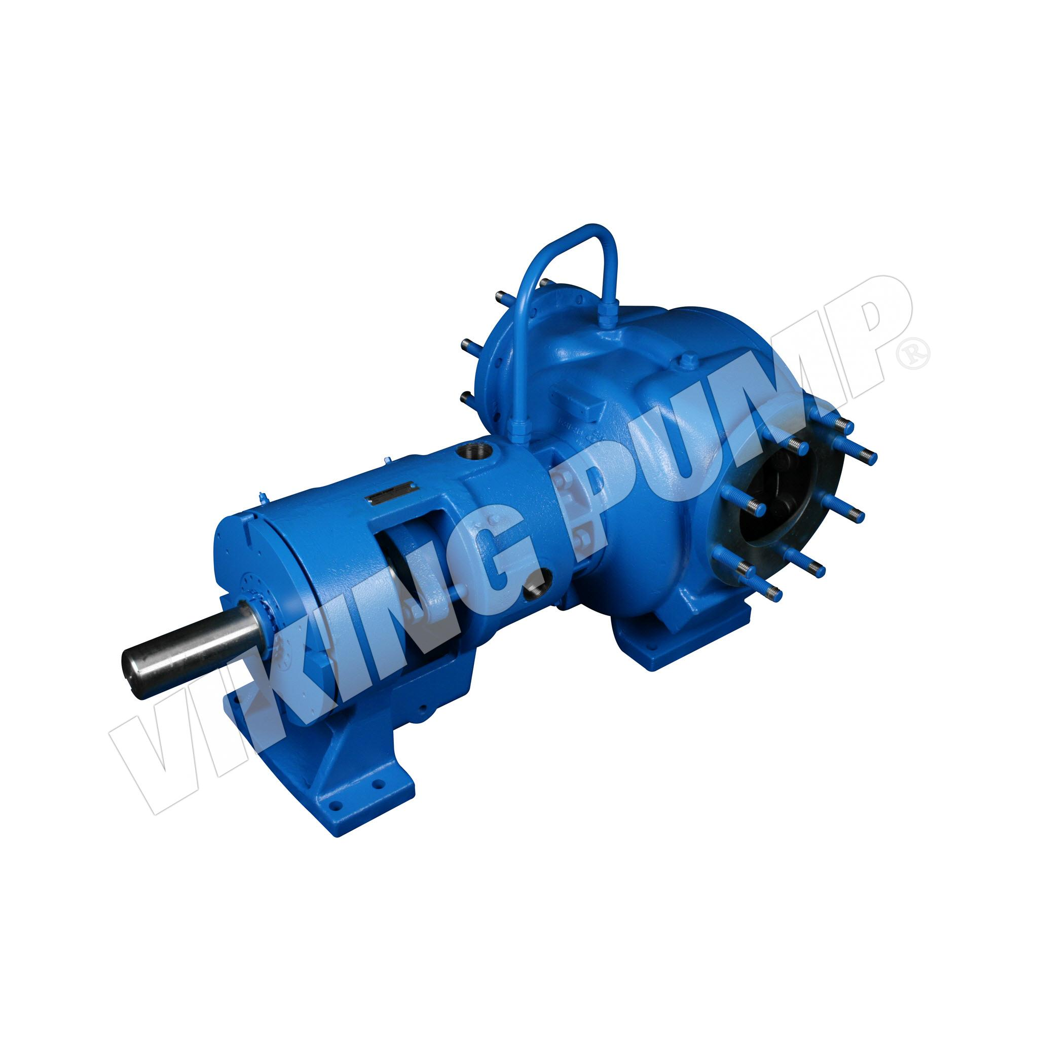 Model N327A, Foot Mounted, Packed Gland, less Relief Valve Pump