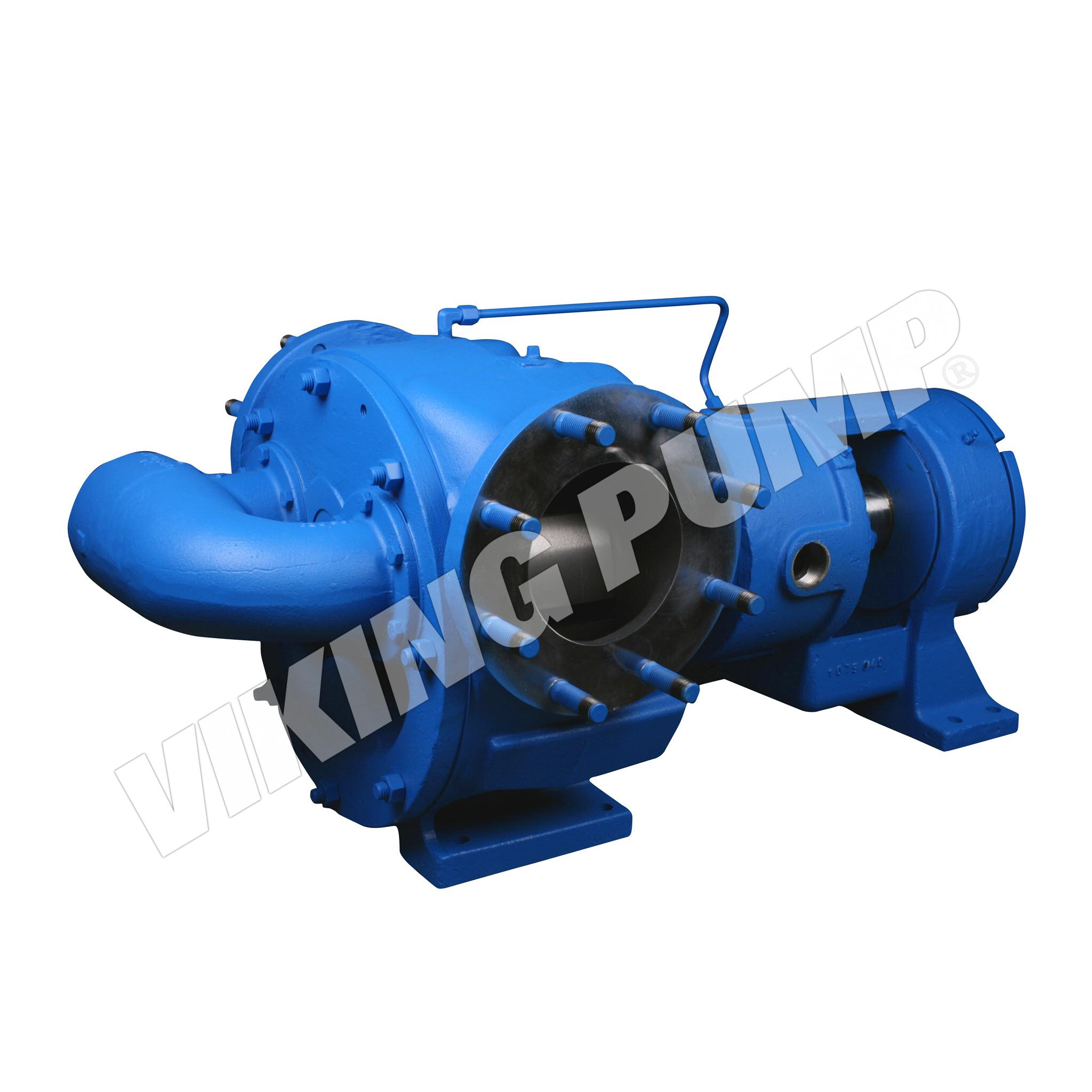 Model N4323A, Foot Mounted, Cartridge Seal, Relief Valve Pump