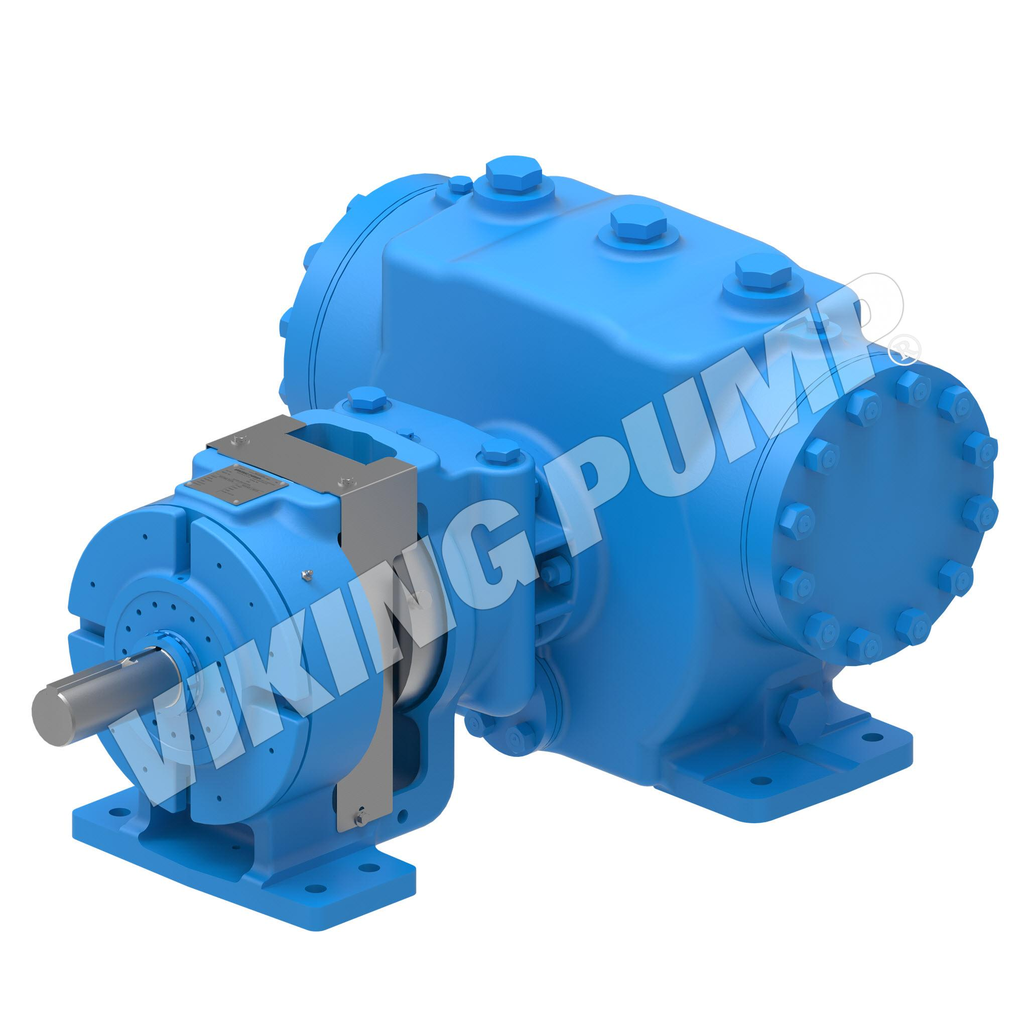 Model N4323AX, Foot-Mounted, API 682 Seal, API 676-Compliant Pump