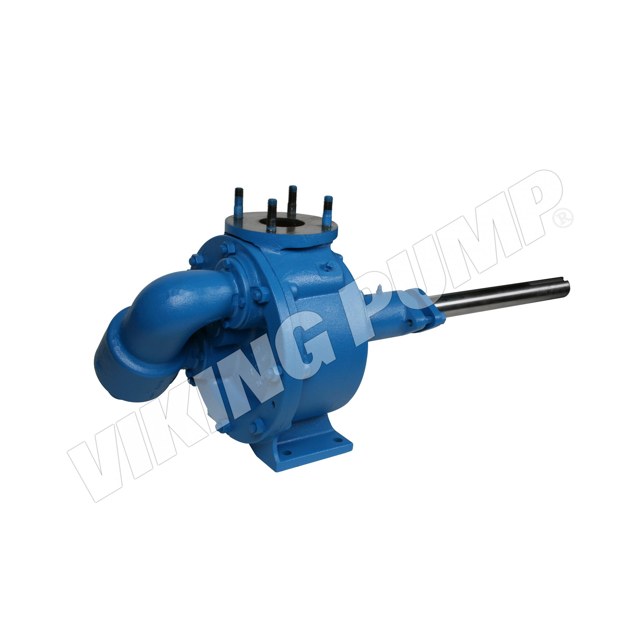 Model Q32, Relief Valve, Flange Port Pump