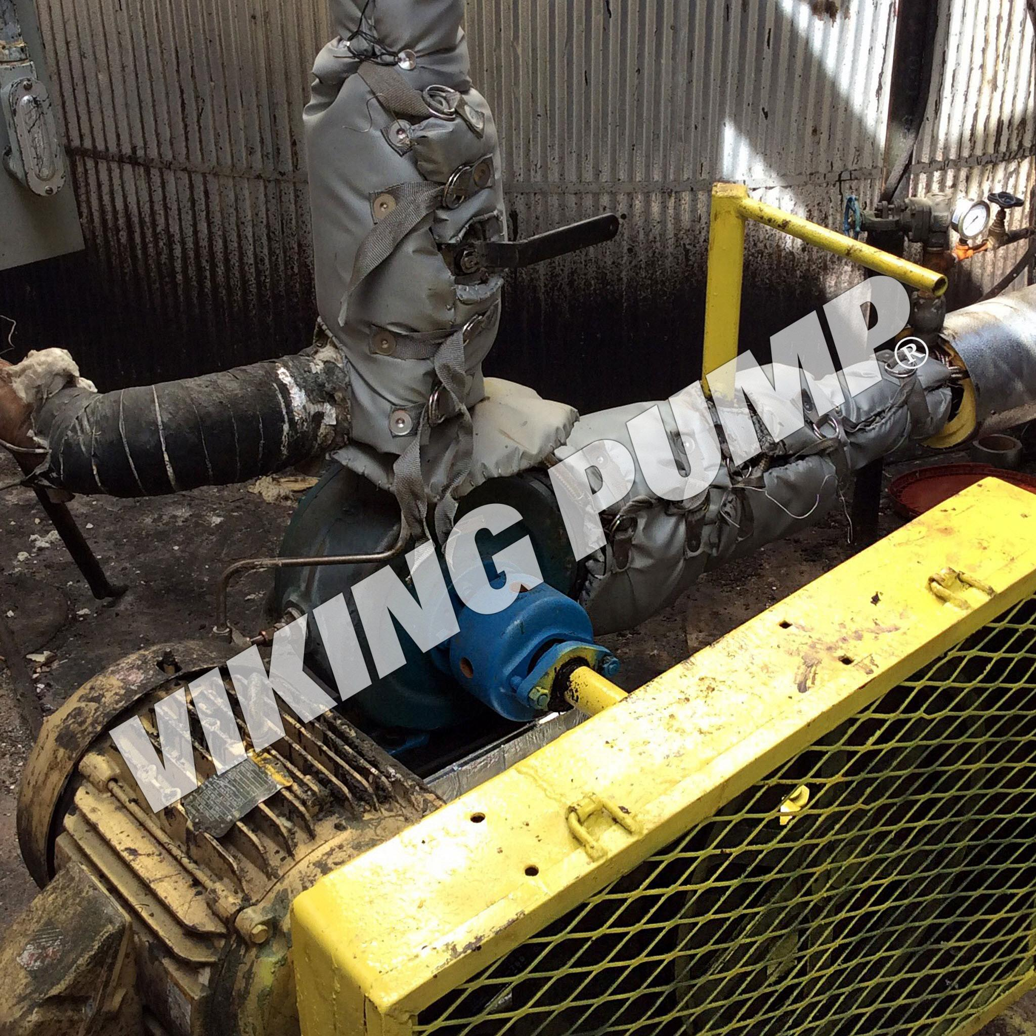 Model Q34, Pumping Asphalt