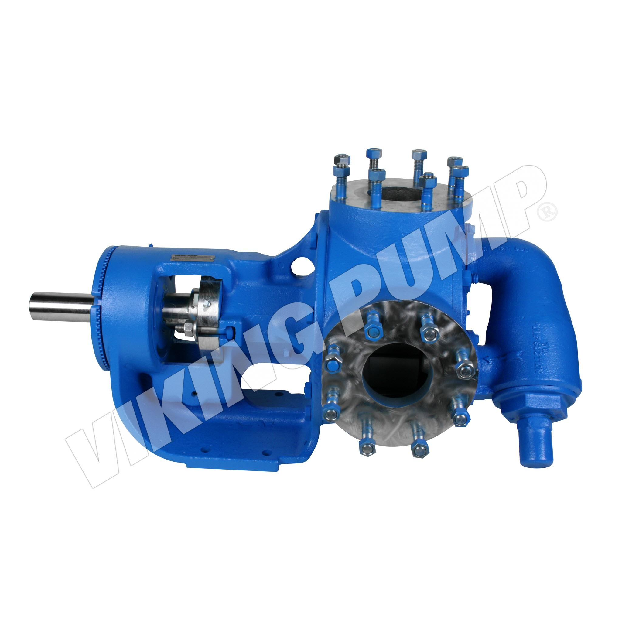 Model QS4127A, Foot Mounted, Cartridge Seal, Relief Valve Pump