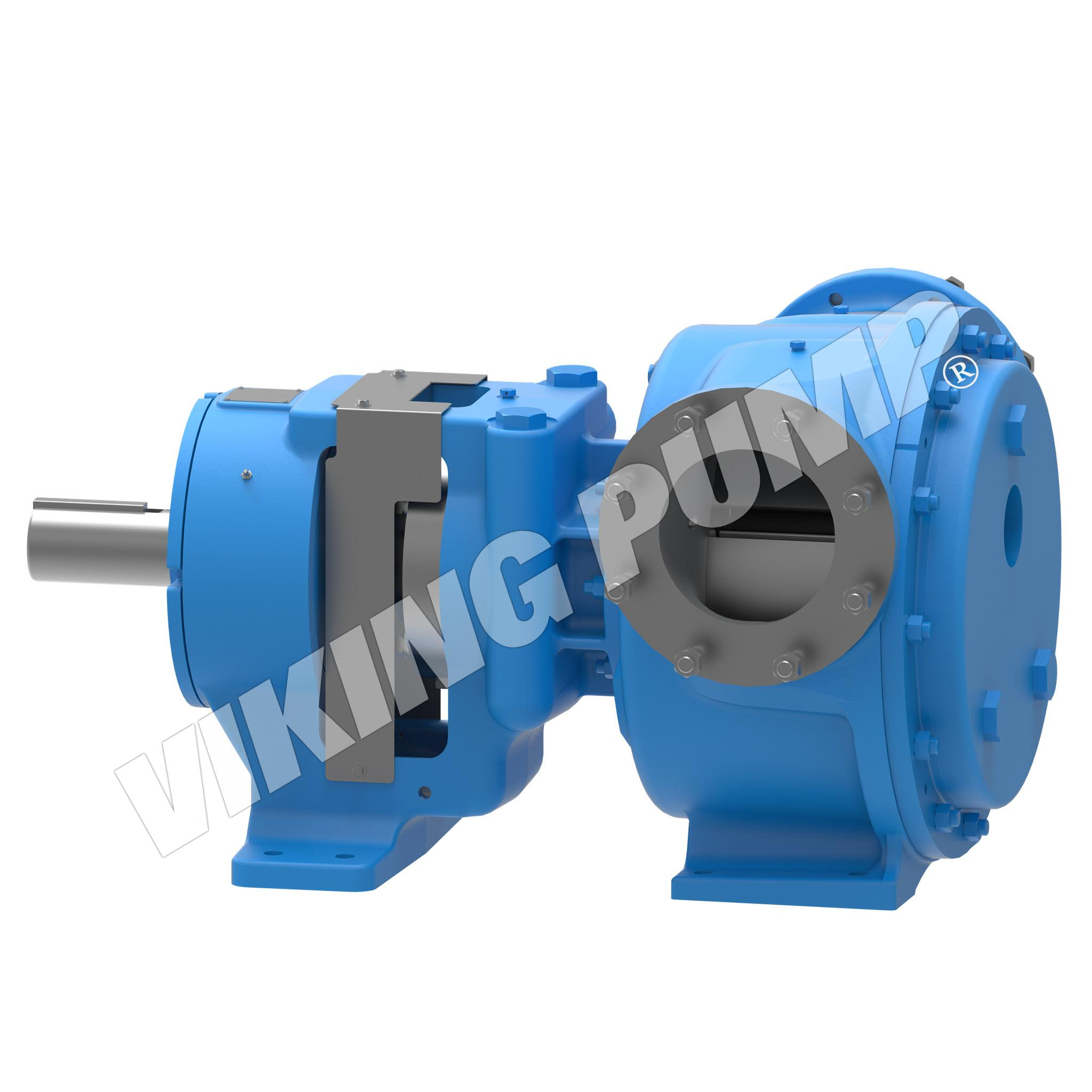 Model R4323AA, Foot-Mounted, API 682 Seal Pump