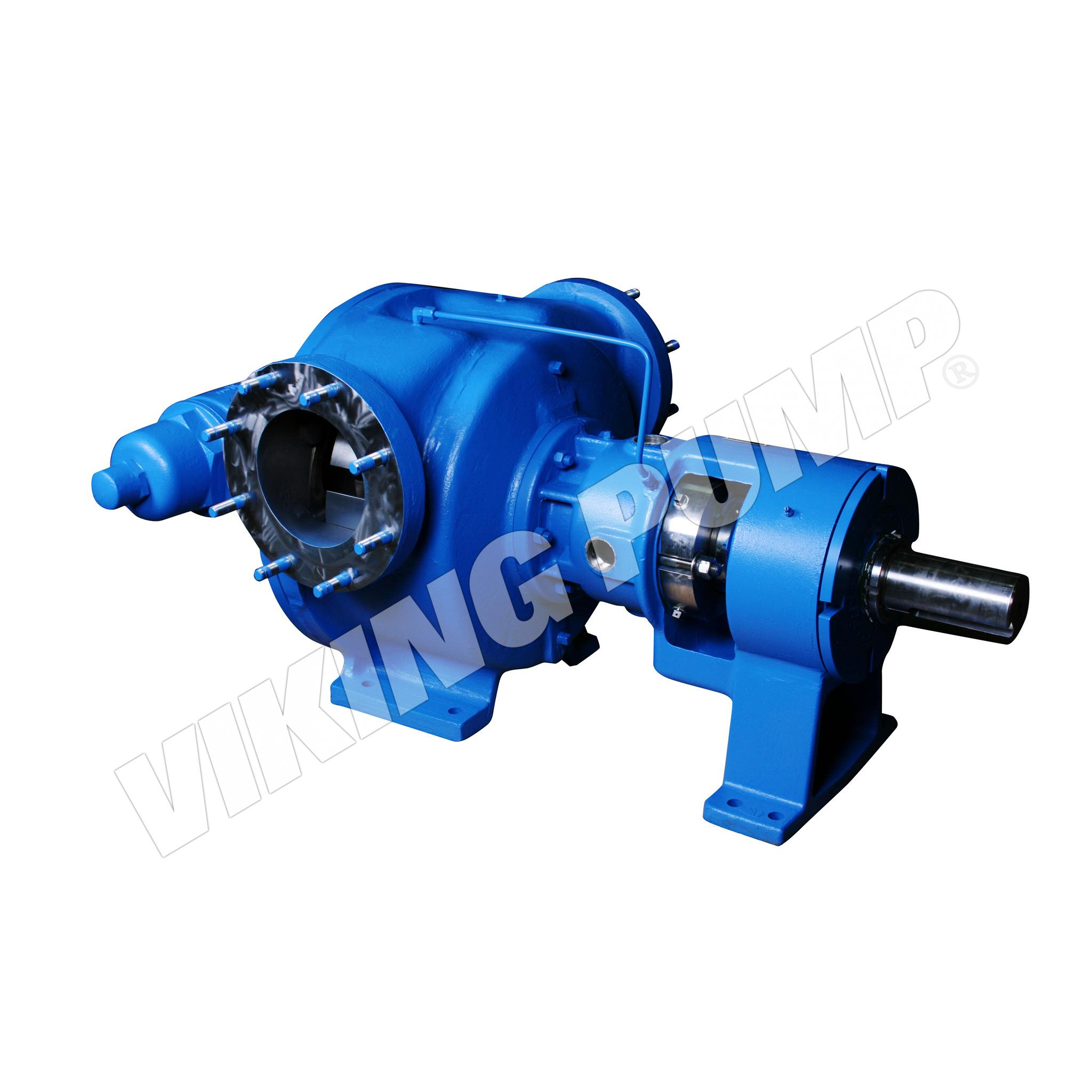 Model R4327A, Foot Mounted, Cartridge Seal, Relief Valve Pump