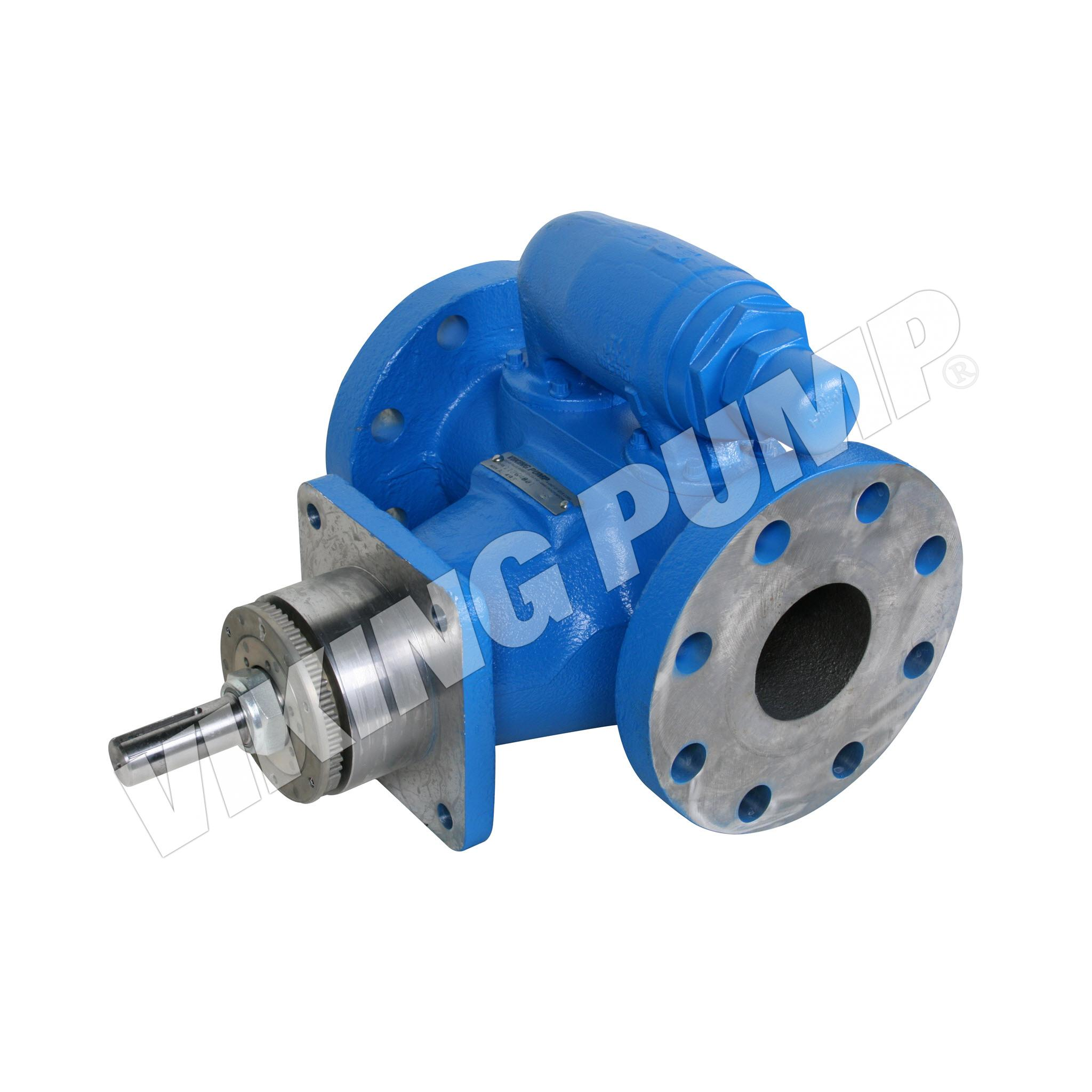 Model AL493, Unmounted, Mechanical Seal, Relief Valve Pump