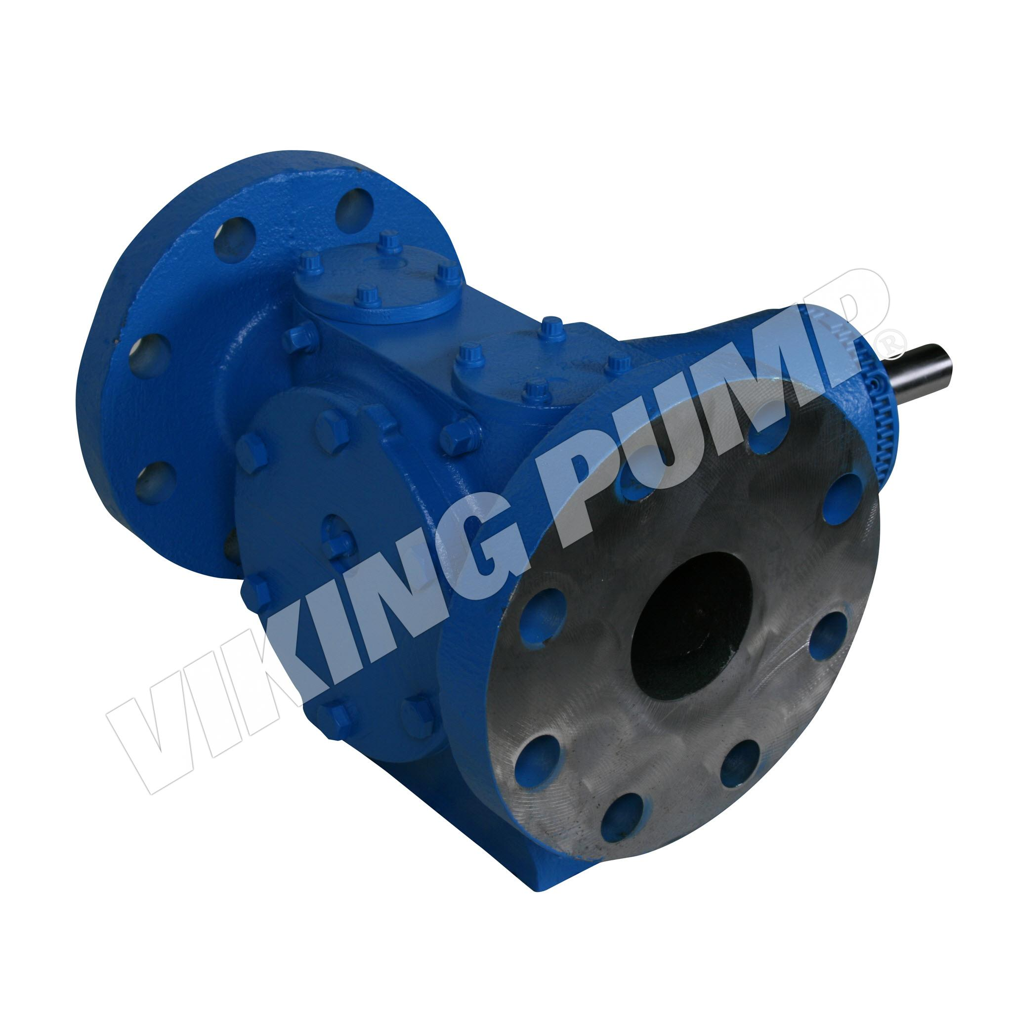 Model AS4193, Foot Mounted, Mechanical Seal, less Relief Valve Pump