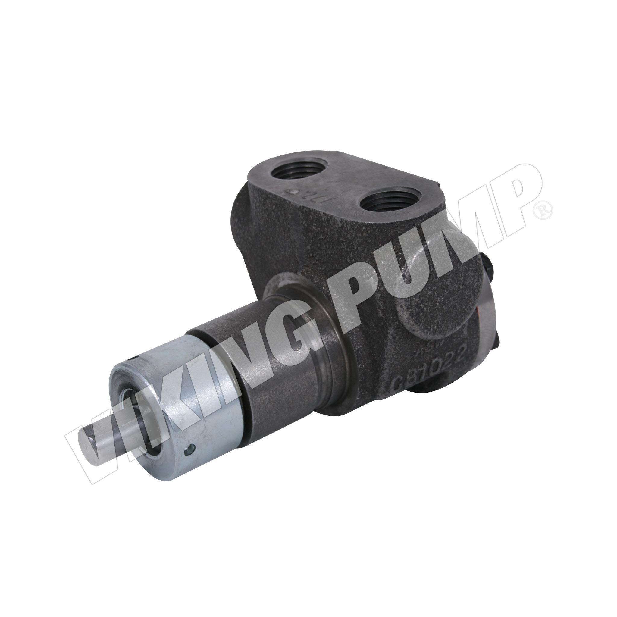 Model 456, Unmounted, Mechanical Seal Pump