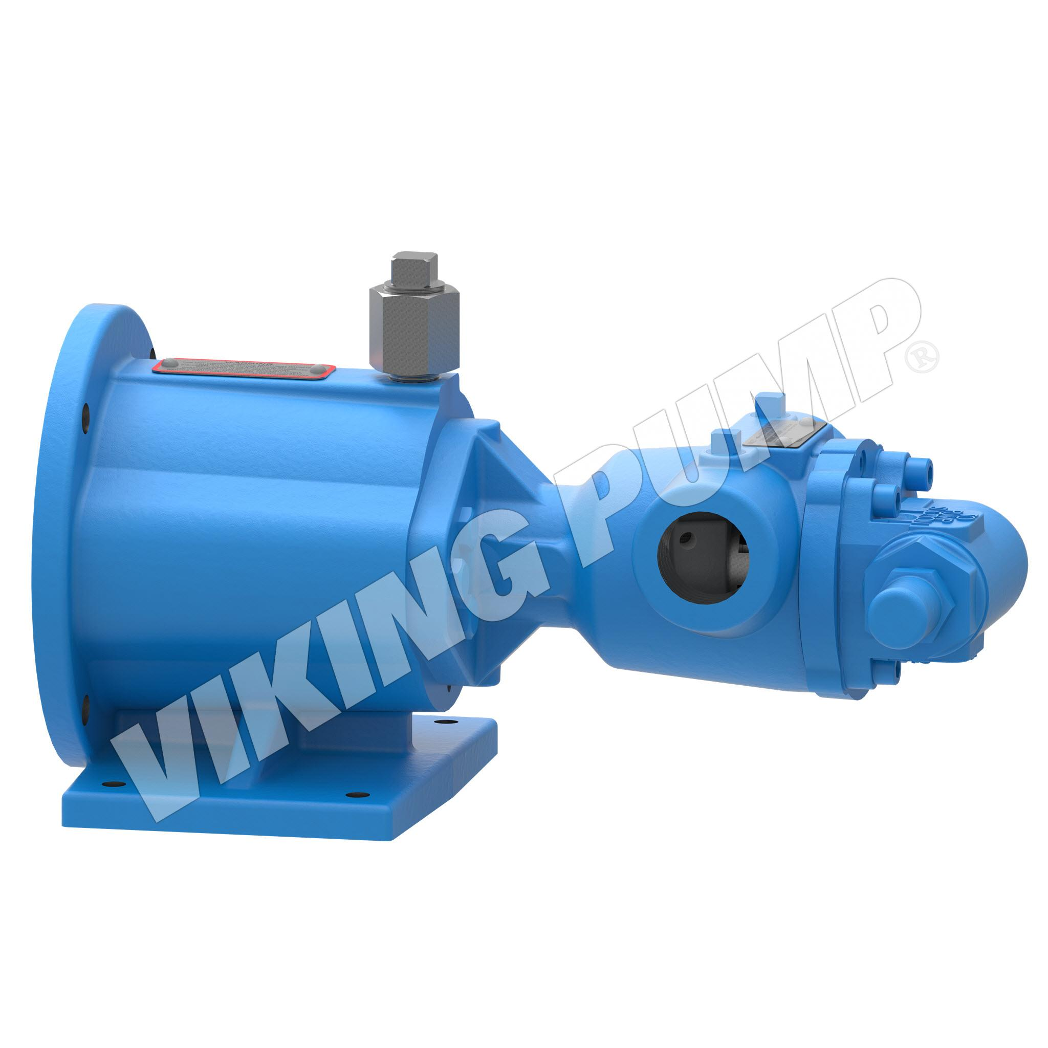 Model GG895, Footed Coupling, Motor Mount, Mag Drive, Relief Valve Pump