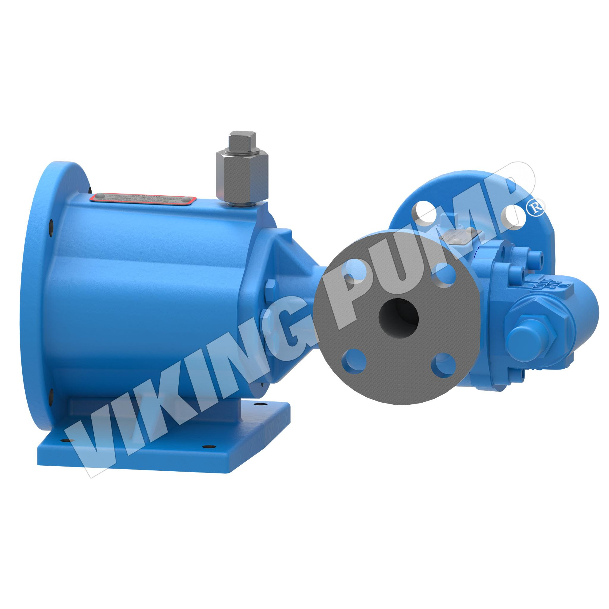 Model GG897, Footed Coupling, Motor Mount, Mag Drive, Relief Valve Pump