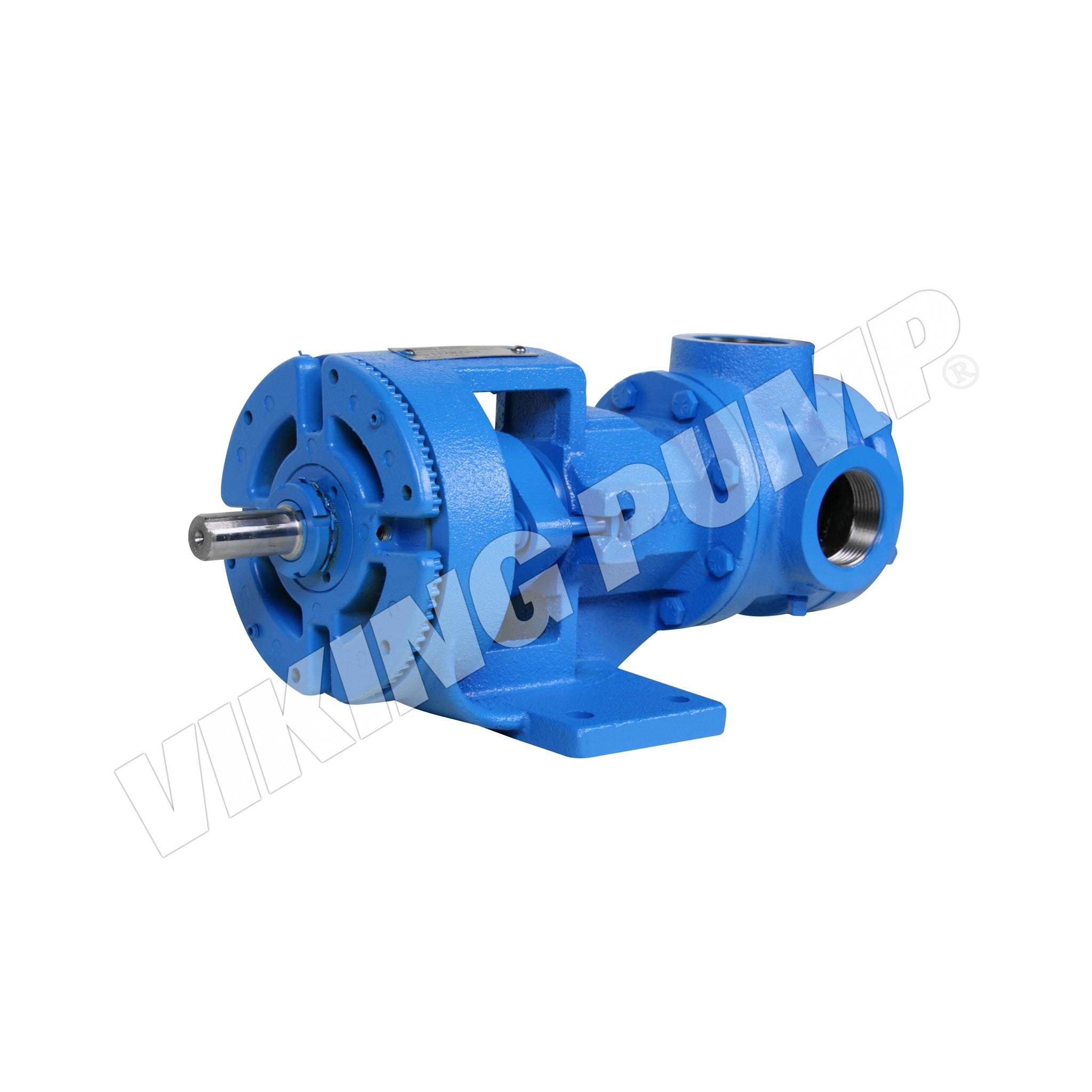 Model H124A, Foot Mounted, Packed Gland, less Relief Valve Pump
