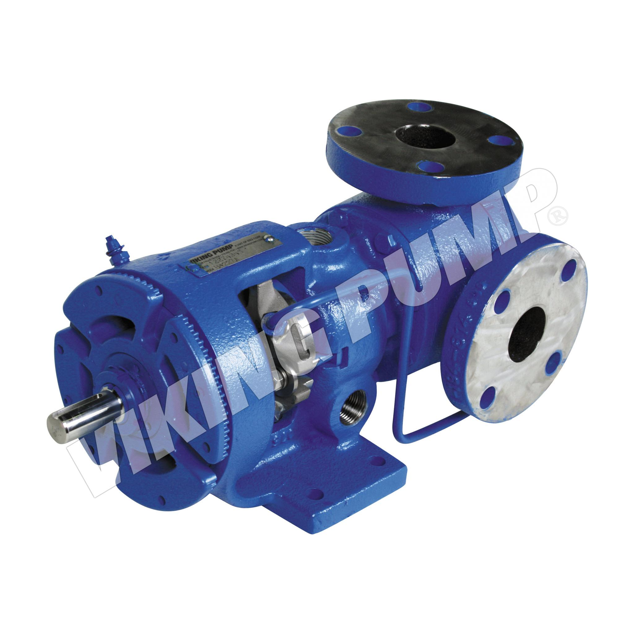 Model H4227A, Foot Mounted, Cartridge Seal,  Relief Valve Pump