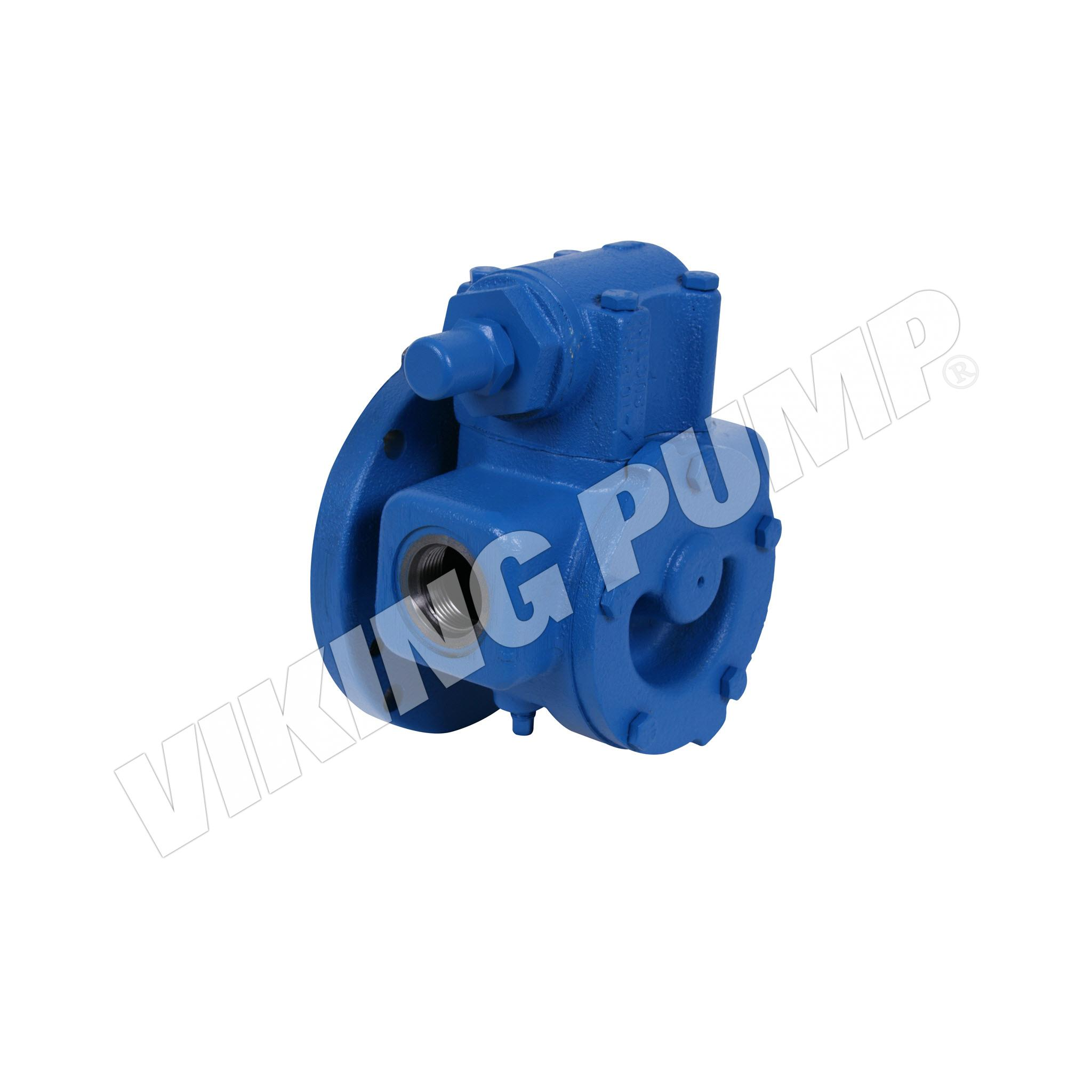 Model H75, Unmounted, Close-Coupled, Relief Valve Pump