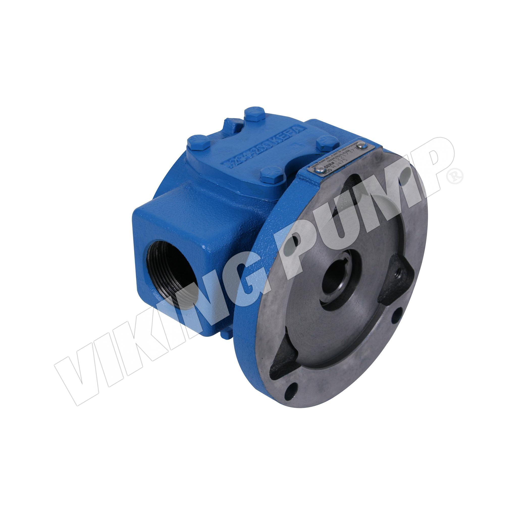 Model HJ475, Foot Mounted, Unmounted, Close-Coupled Pump