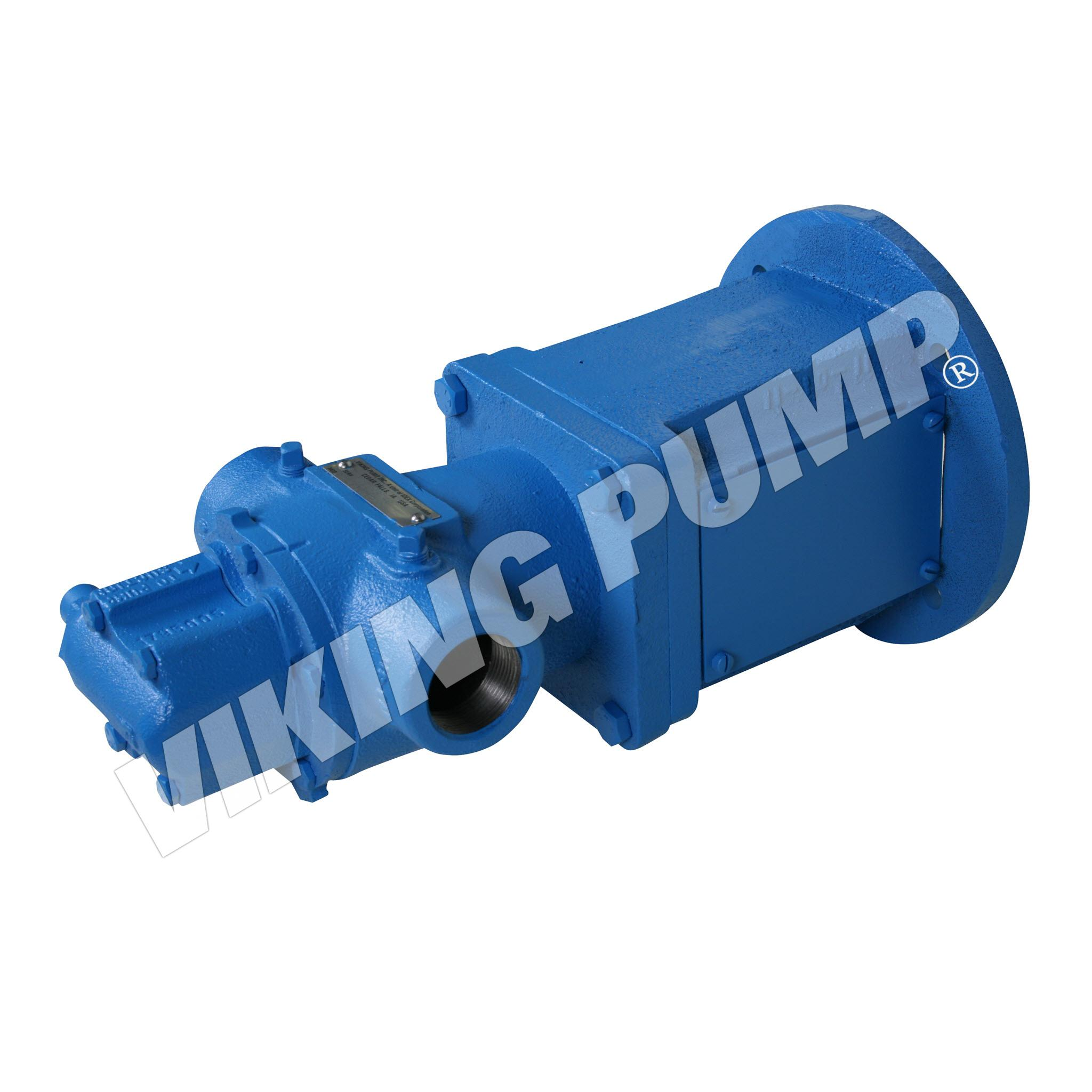 Model HJ495, Mechanical Seal, Relief Valve Pump with M-Drive Bracket