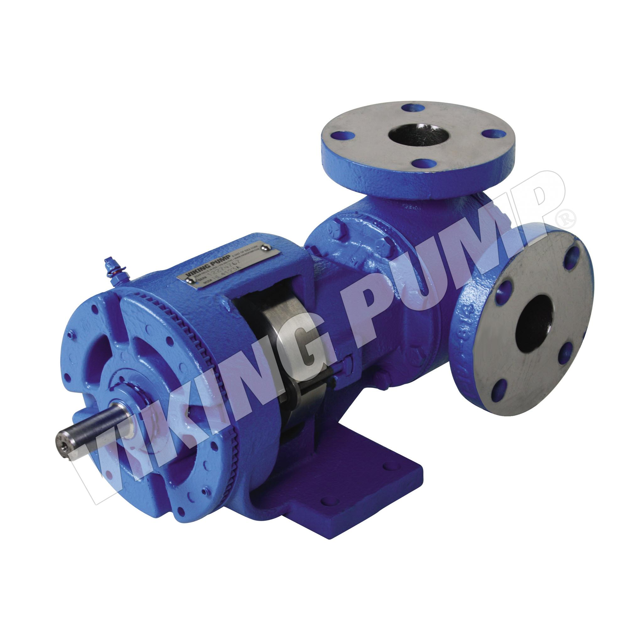 Model HL4123A, Foot Mounted, Cartridge Seal, less Relief Valve Pump