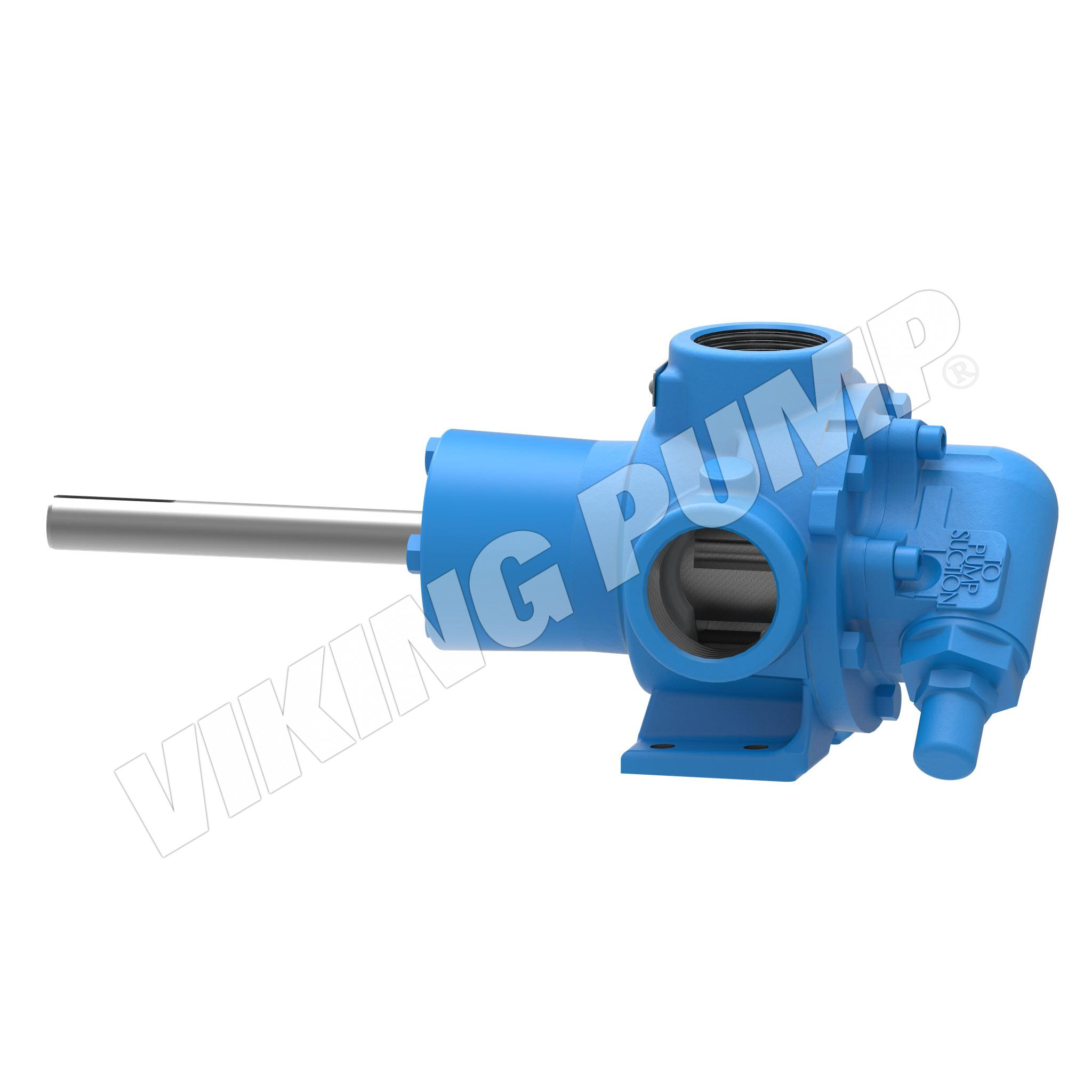 432 Series | Cast Iron Pump | Viking Pump