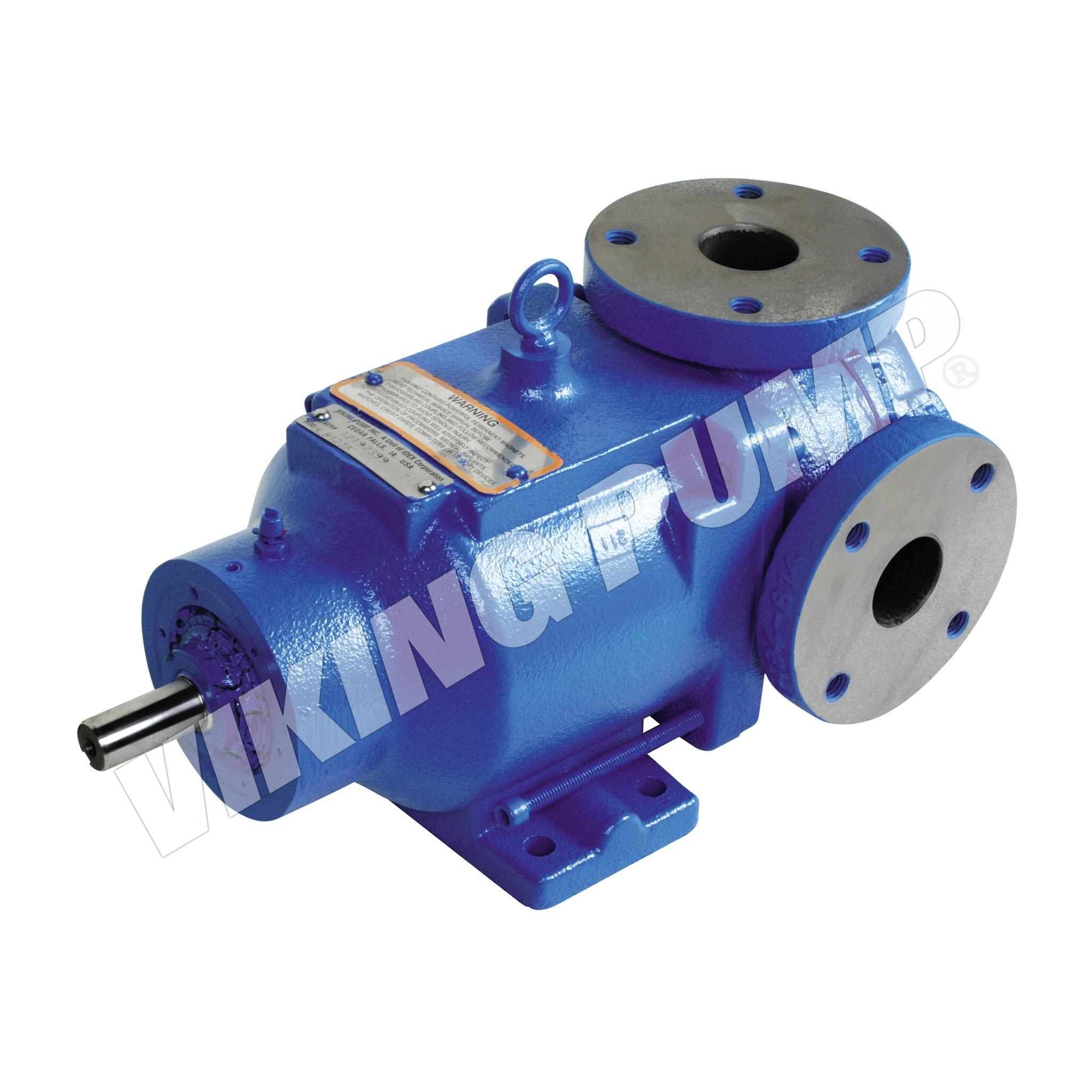 Model HL8123A, Foot Mounted, Mag Drive, Relief Valve Pump