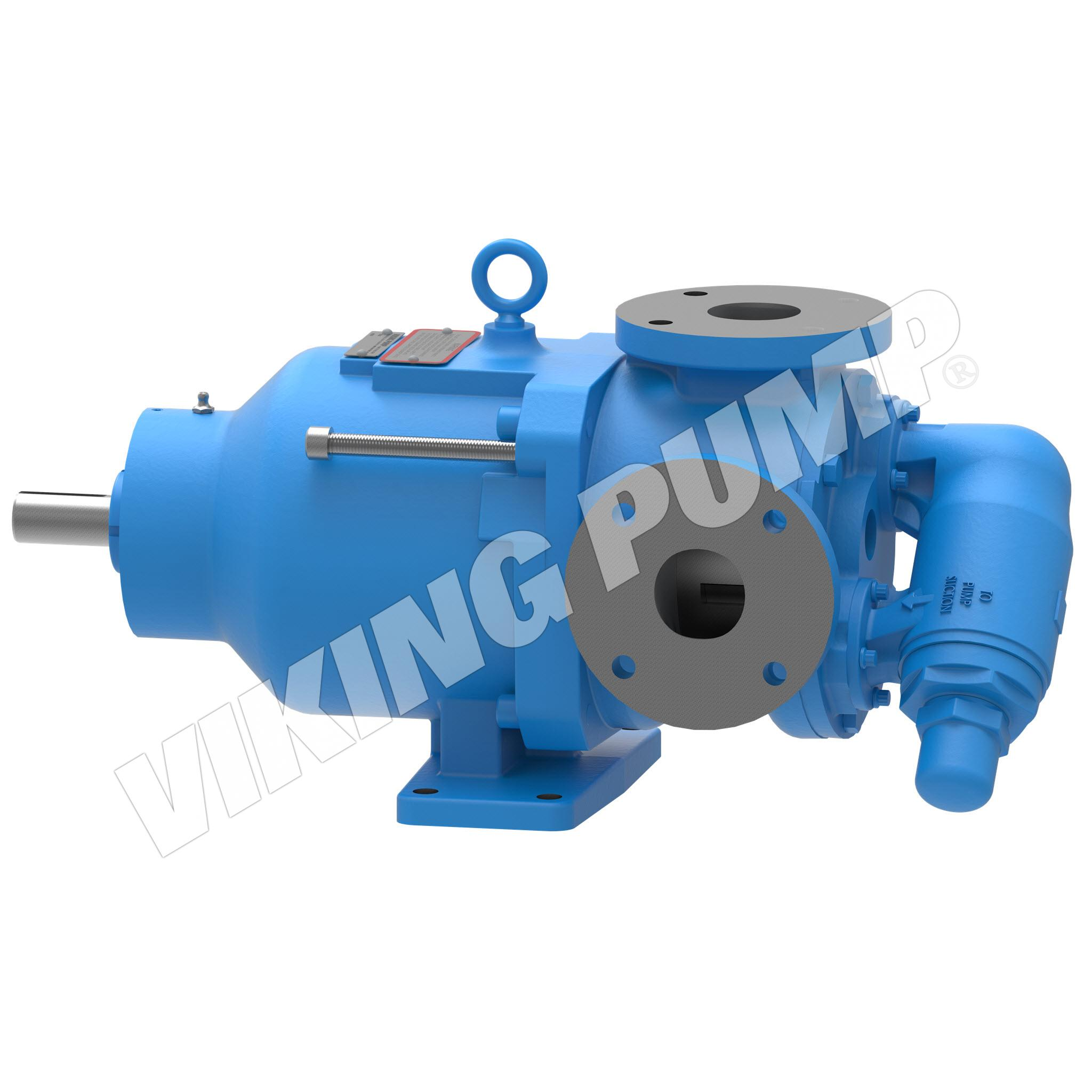 Model K8123A, Foot Mounted, Mag Drive, Relief Valve Pump