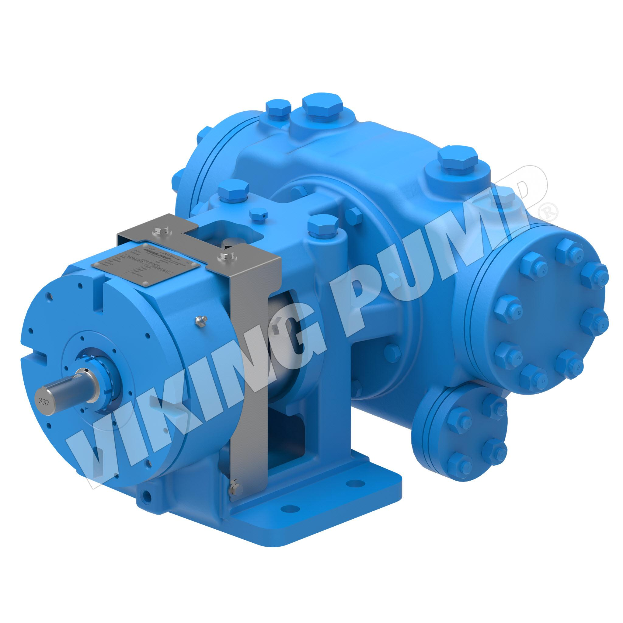 Model KK4223AX, Foot-Mounted, API 682 Seal, API 676-Compliant Pump