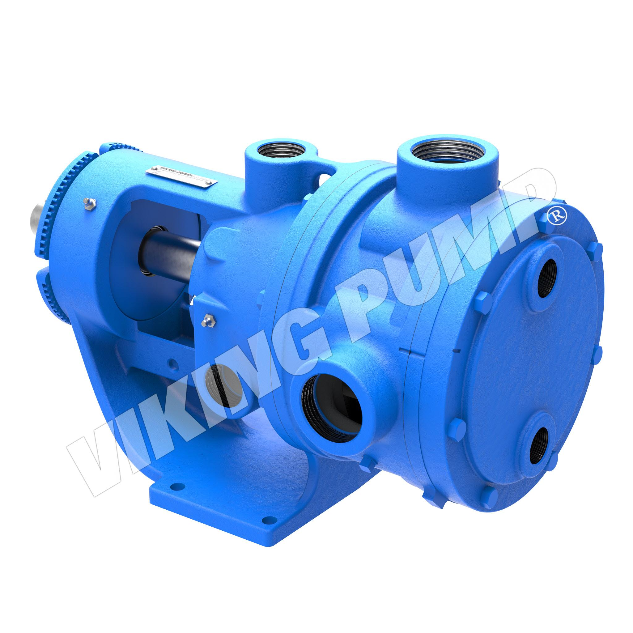 Model L4224B, Foot Mounted, Mechanical Seal, less Relief Valve Pump