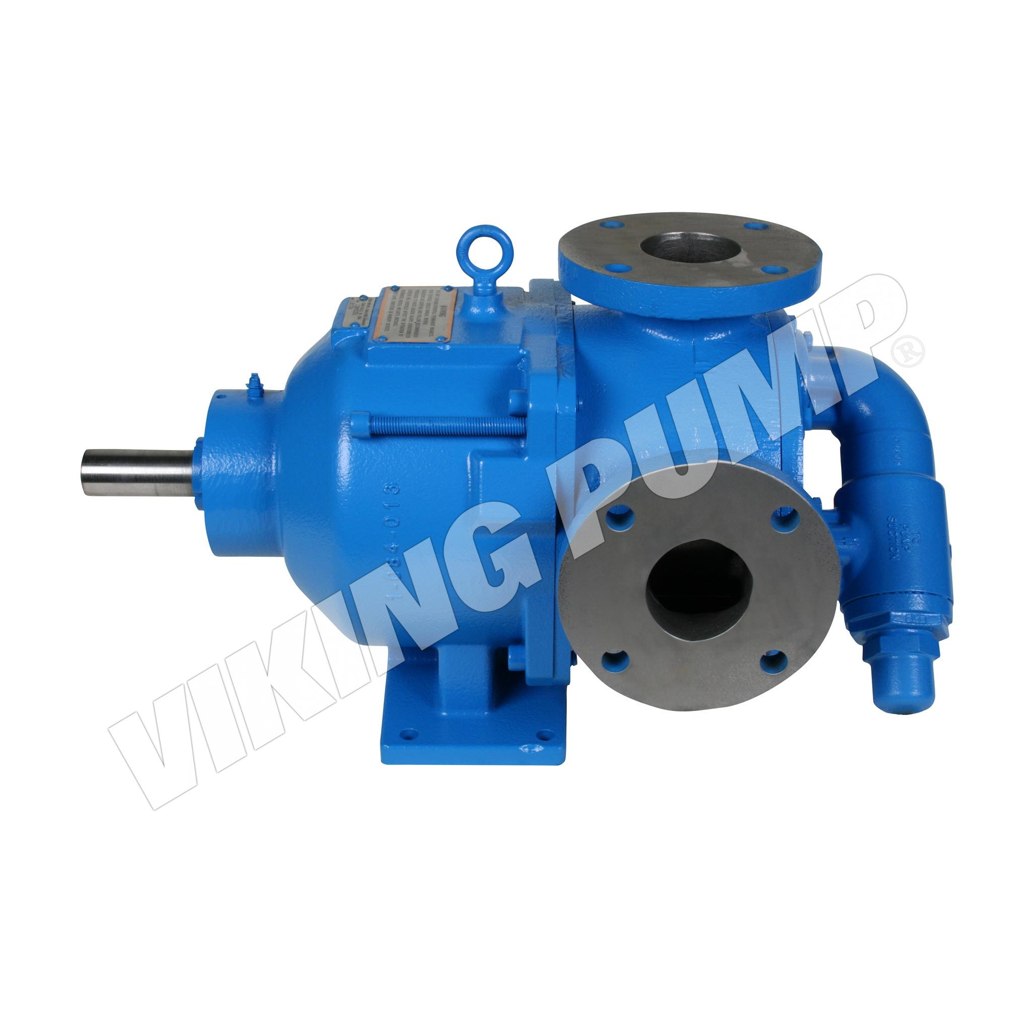 Model LL8123A, Foot Mounted, Mag Drive, Relief Valve Pump